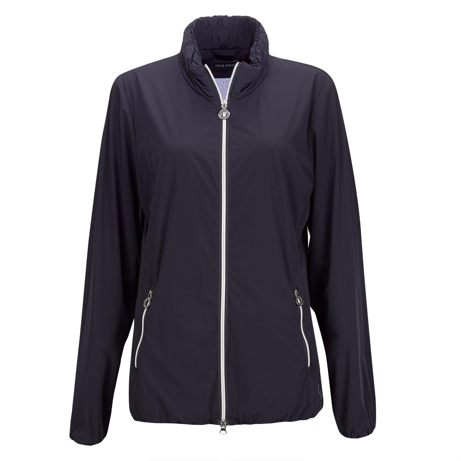 Ladies' functional stretch jacket for maximum flexibility in golf