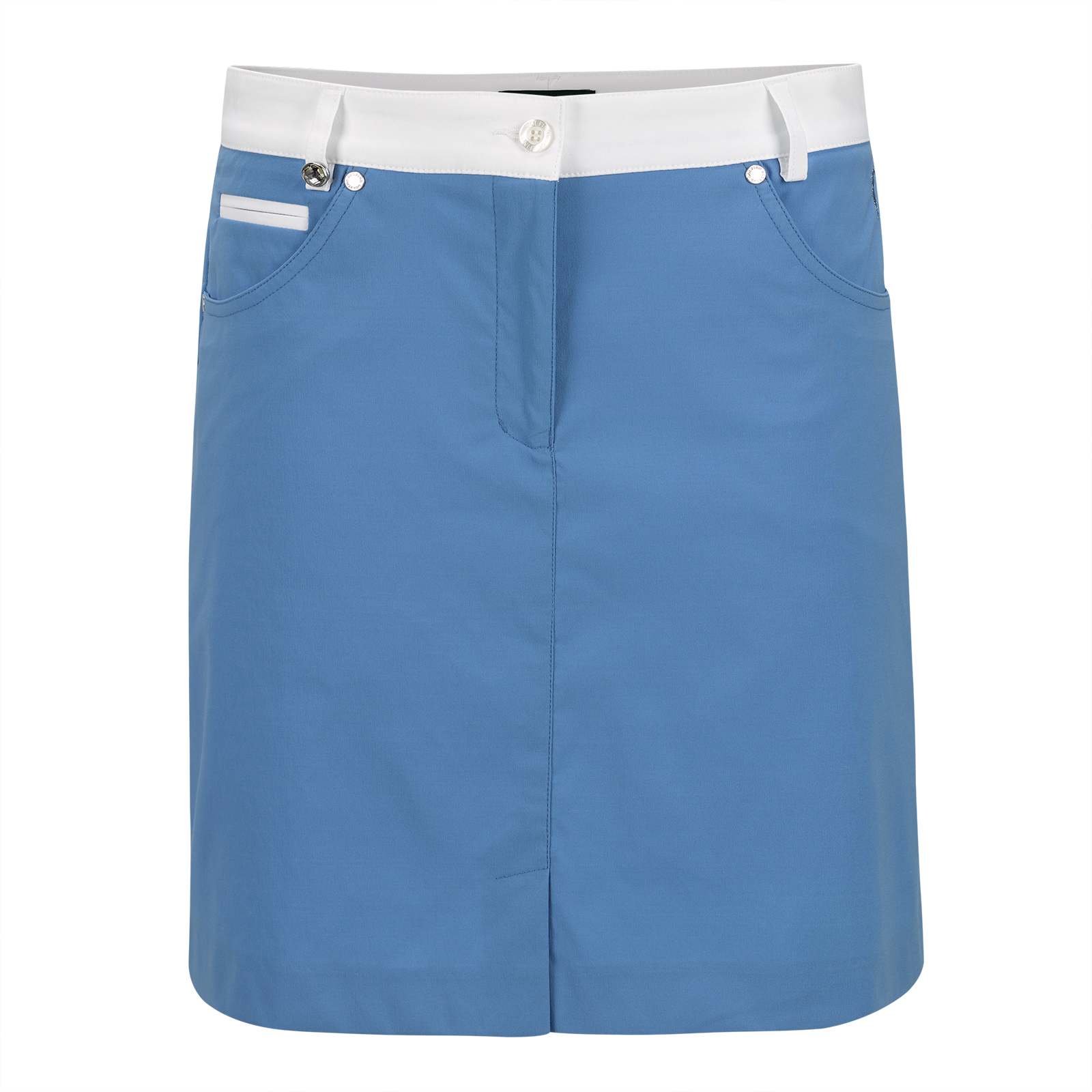 Medium Stretch Damen Golfskort mit Anti-UV Funktion