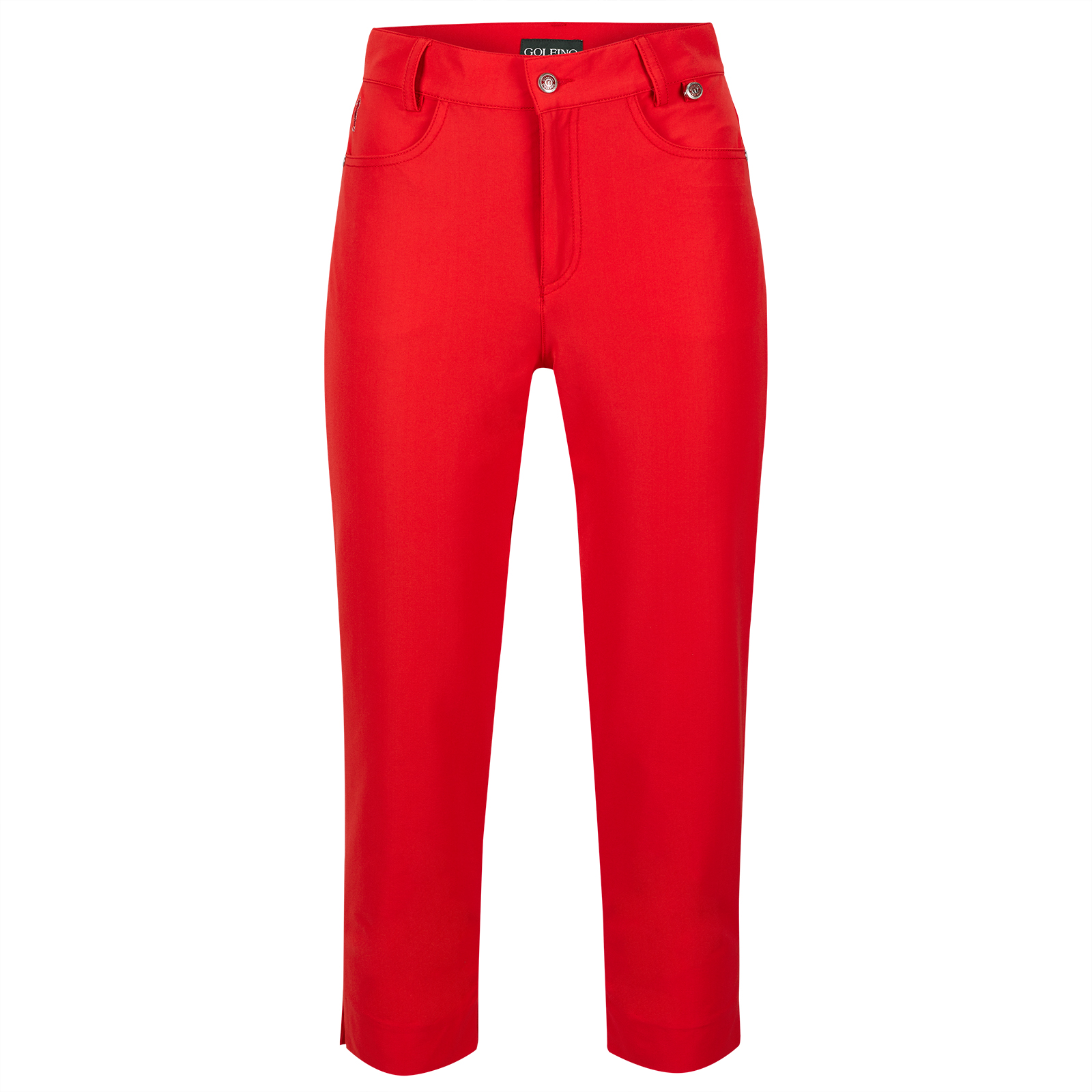Damen Stretch-Caprihose mit UV-Protection Sofileta®