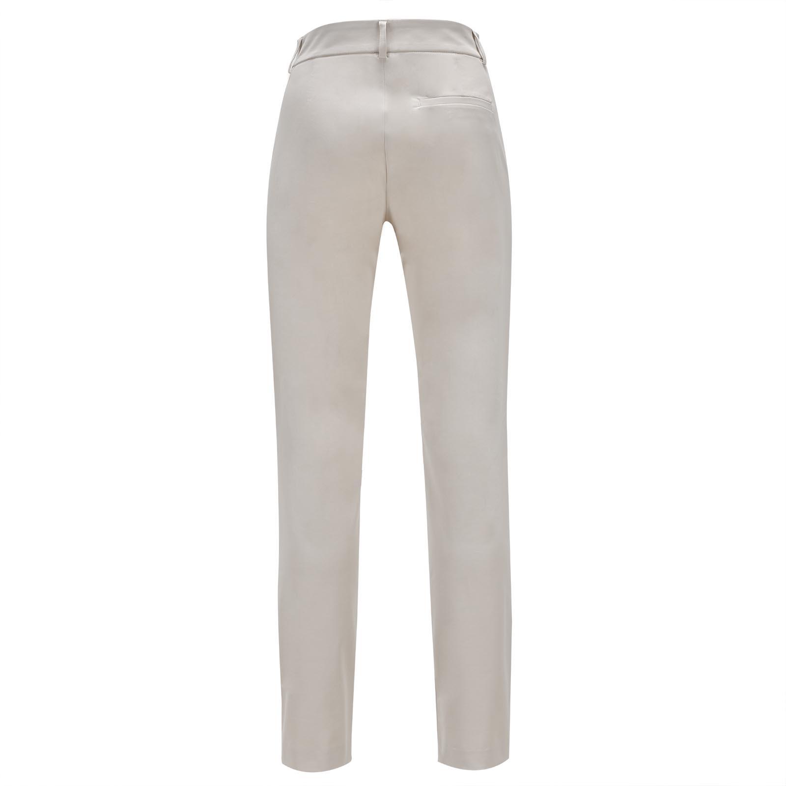 Damen 7/8-Golfhose aus leichtem Stretch-Material für eine schlanke Passform