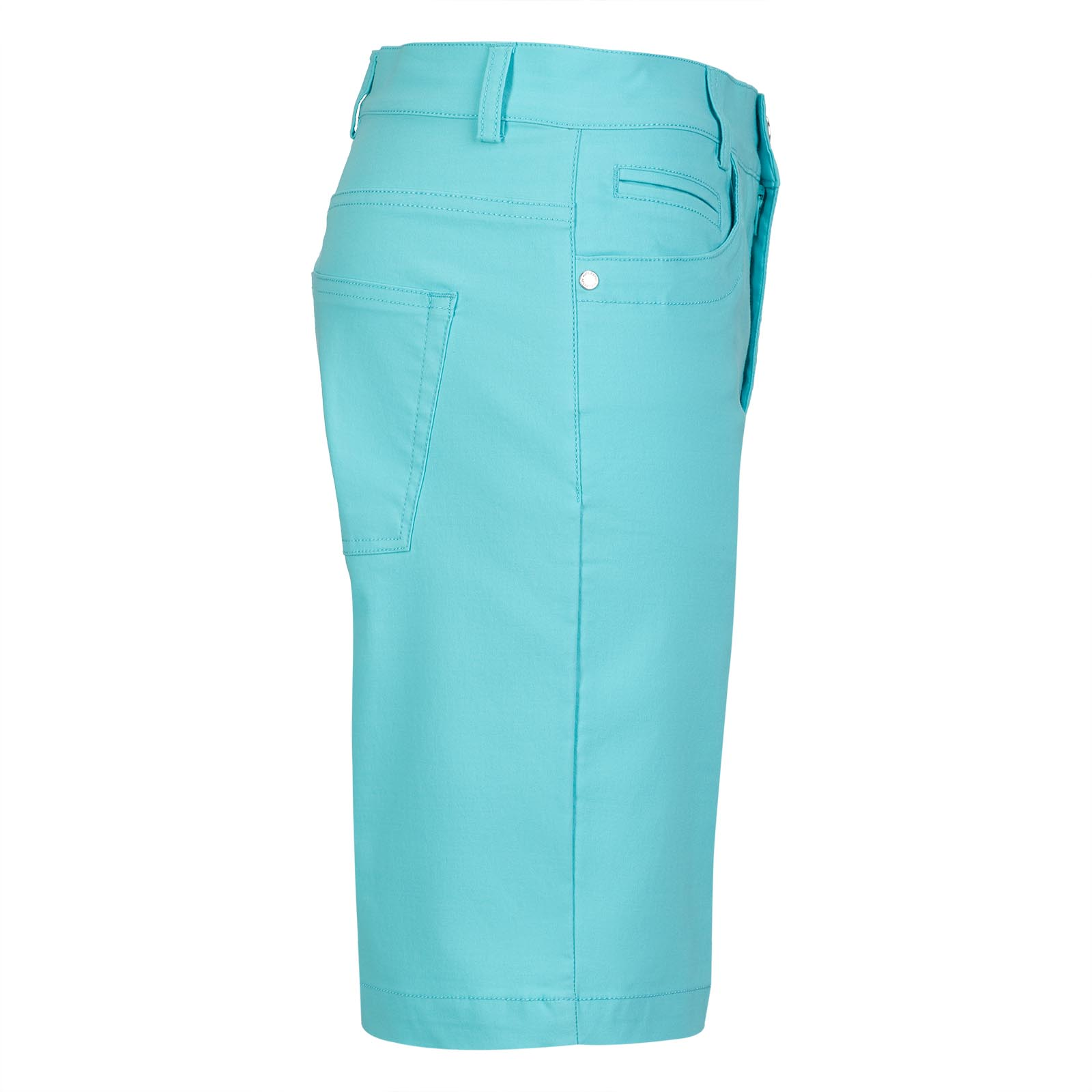 Damen Golf-Bermuda The Sofia aus Light Tech Stretch in Slim Fit