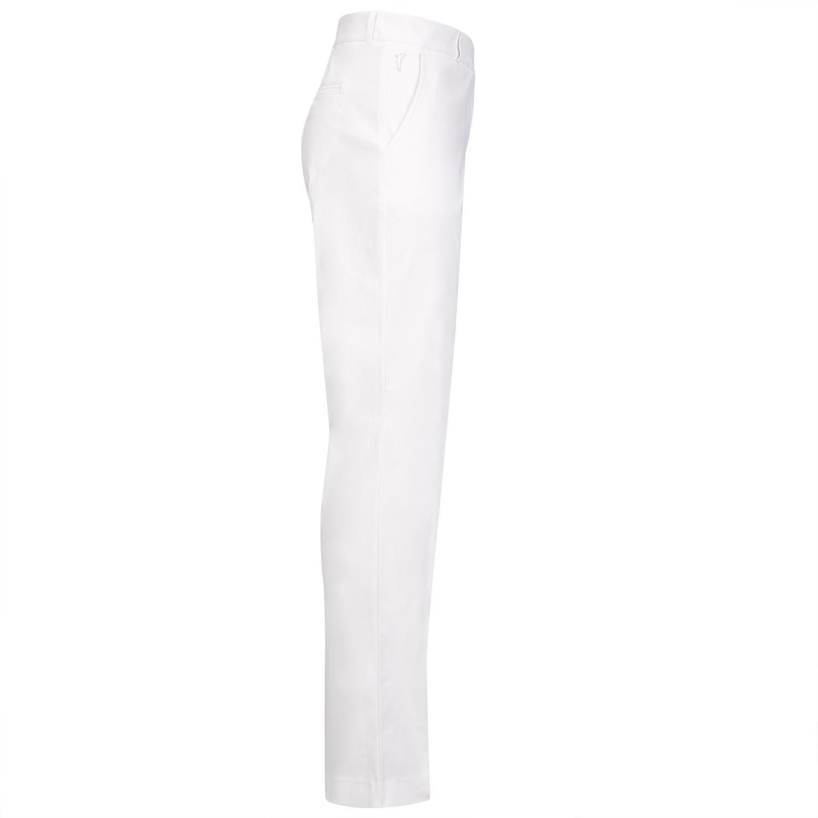 Damen Premium Techno Stretch Golfhose mit UV-Schutz und Baumwolle