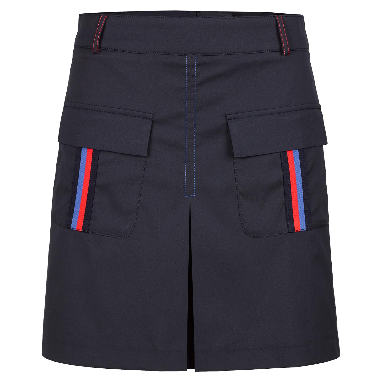 Retro Ladies' golf skort from Cotton blend with Light Techno Stretch