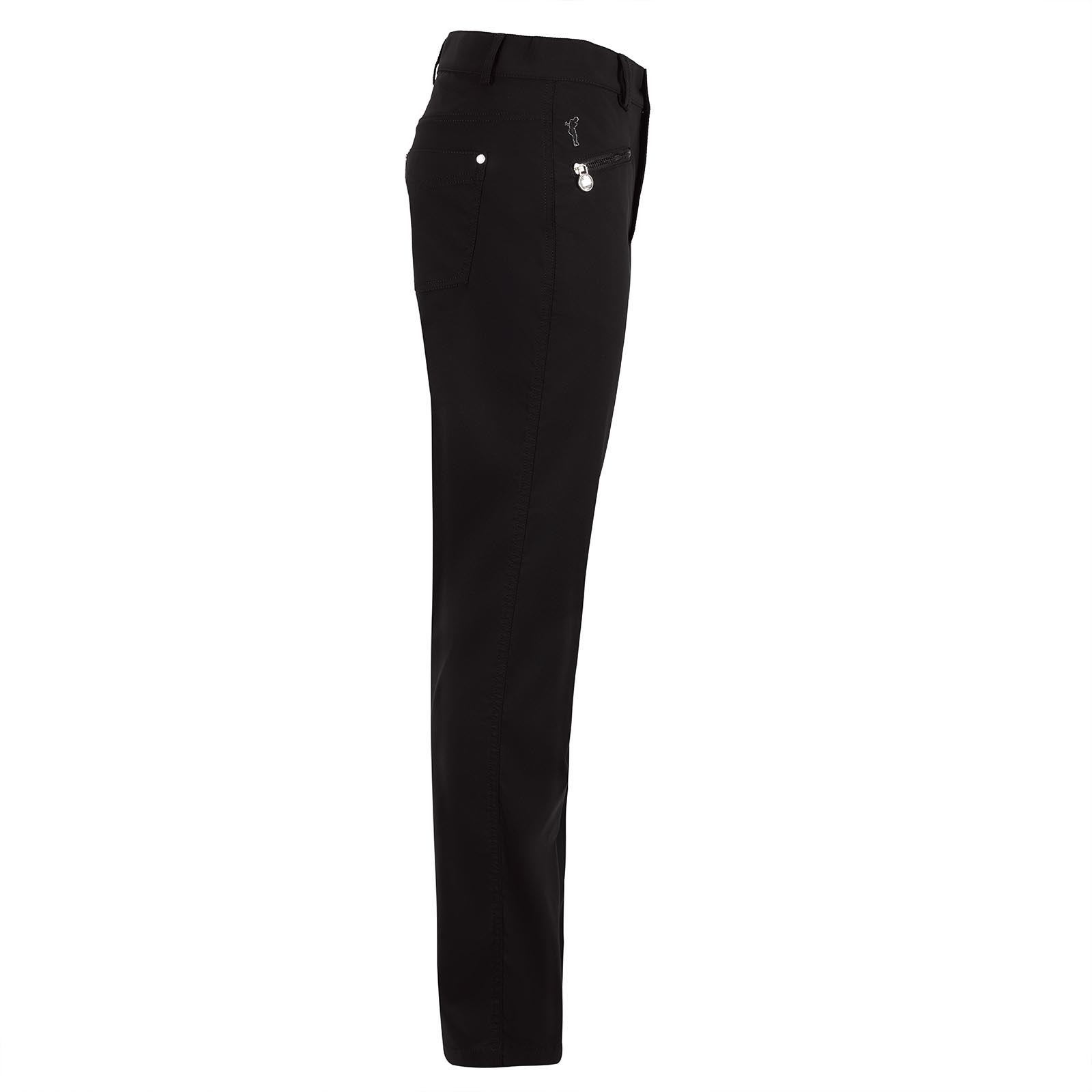 Damen 7/8 Slim Fit Funktions-Golfhose aus Light Tech Stretch