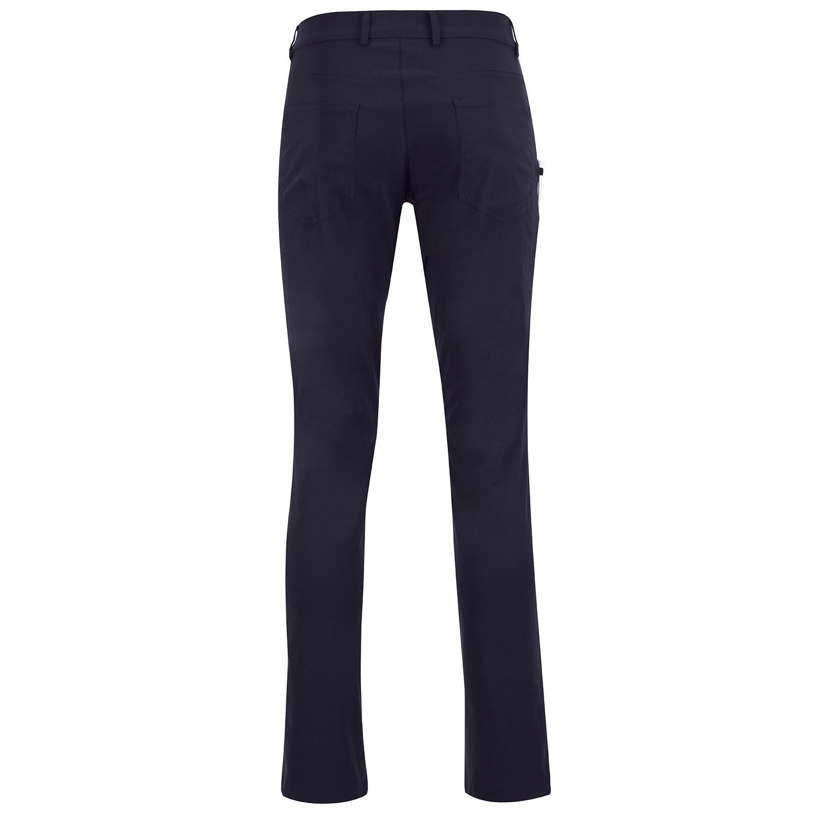 Herren Performance Golfhose mit UV-Schutz im 5-Pocket-Stil