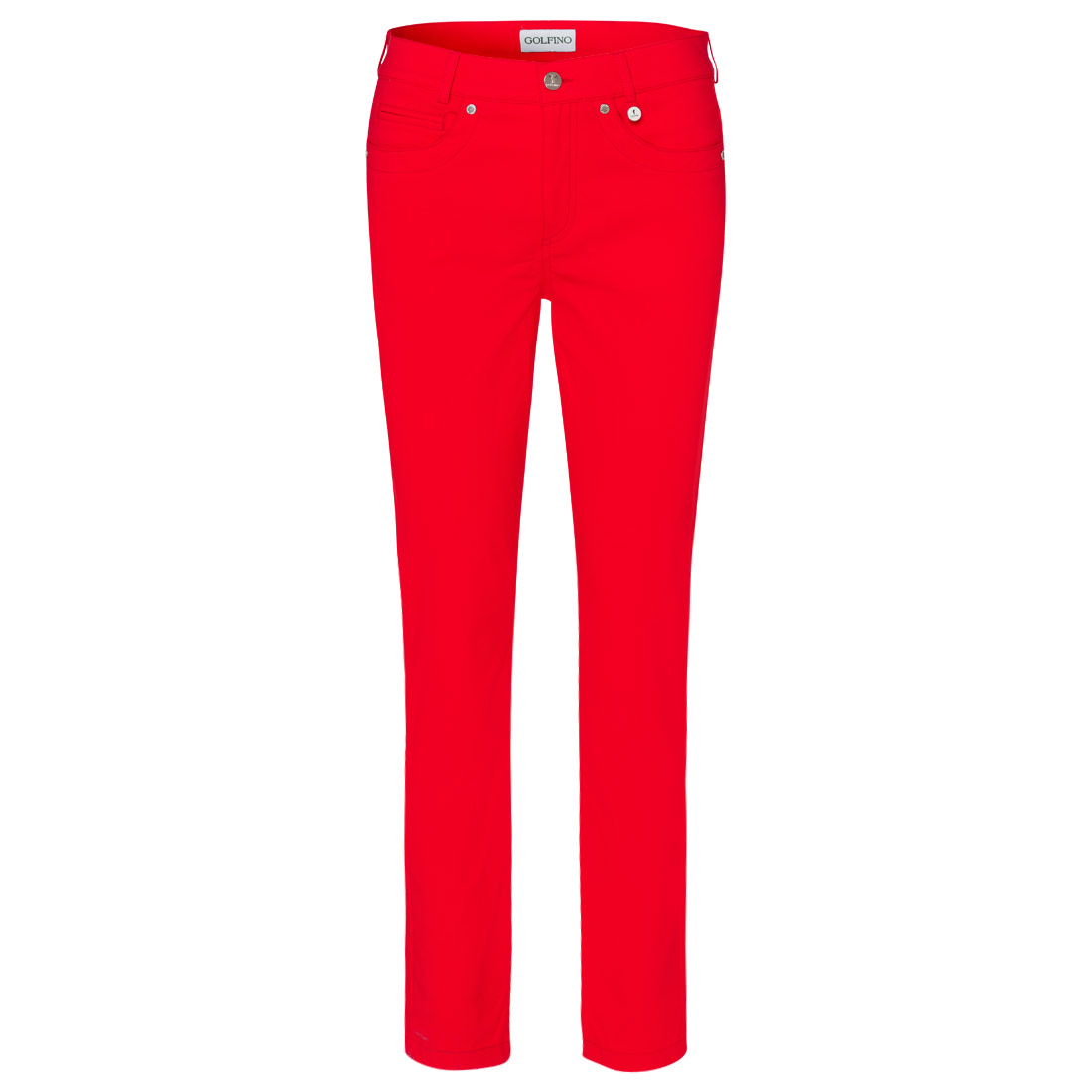 Ladies' stretch golf trousers