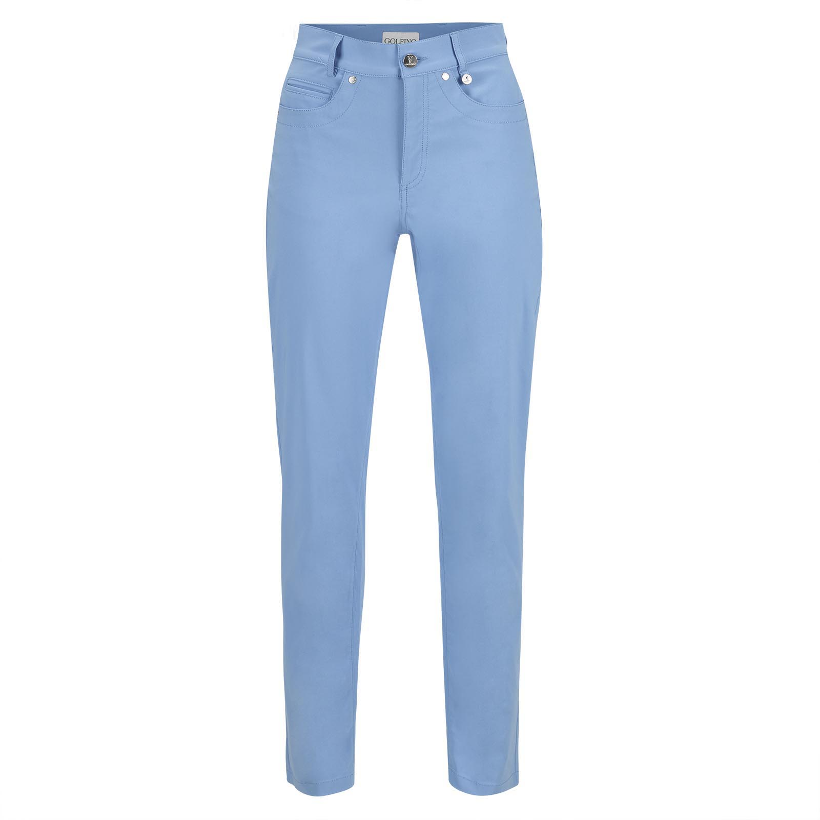 Damen Hose im Denim-Look