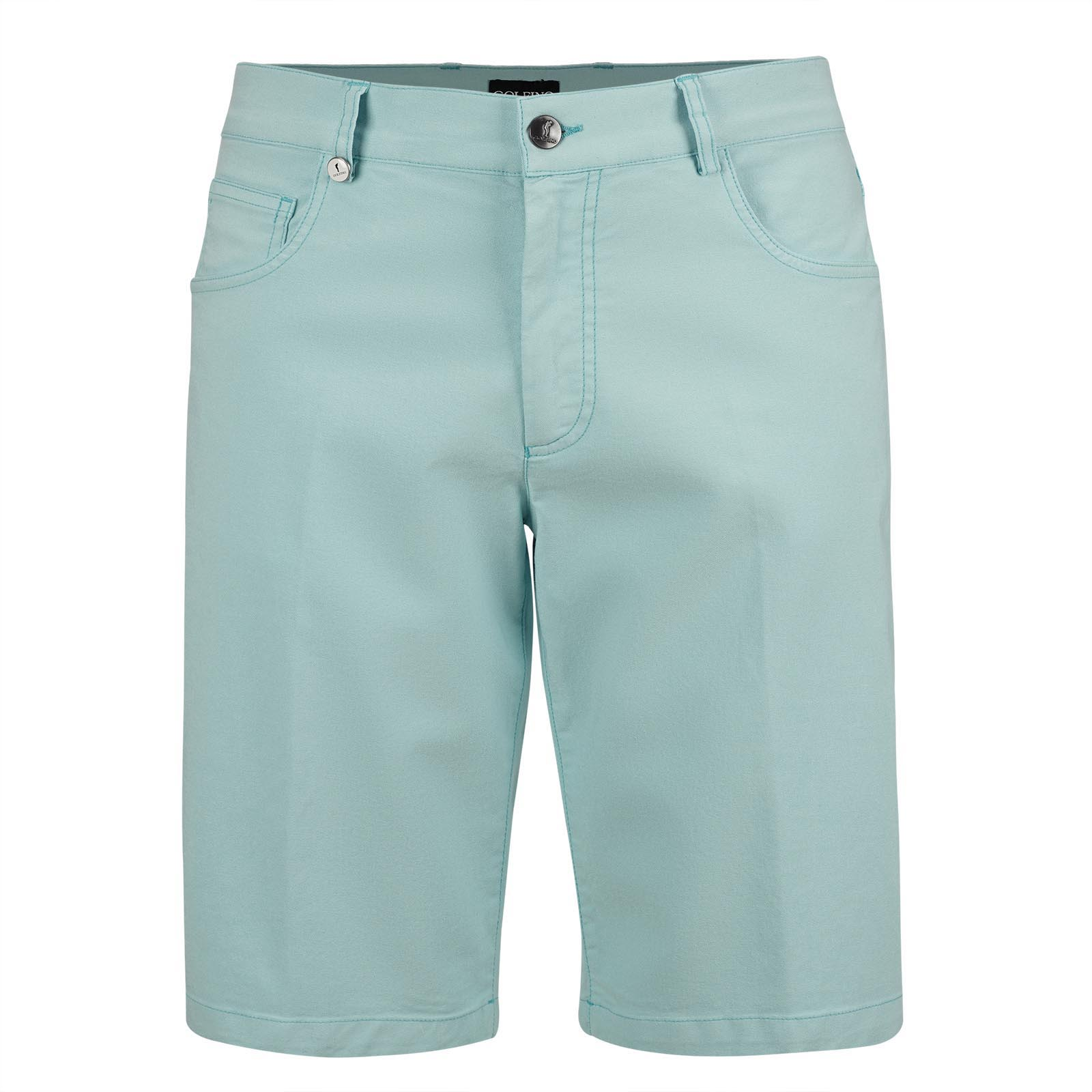 Herren Bermudas im Five-Pocket-Style