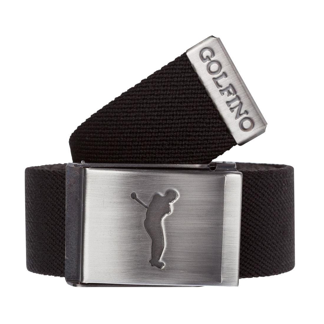 Herren Stretch-Golfgürtel