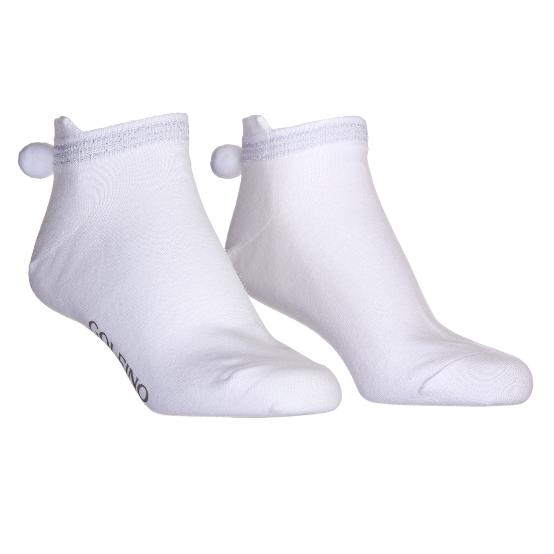 Ladies' functional golf socks