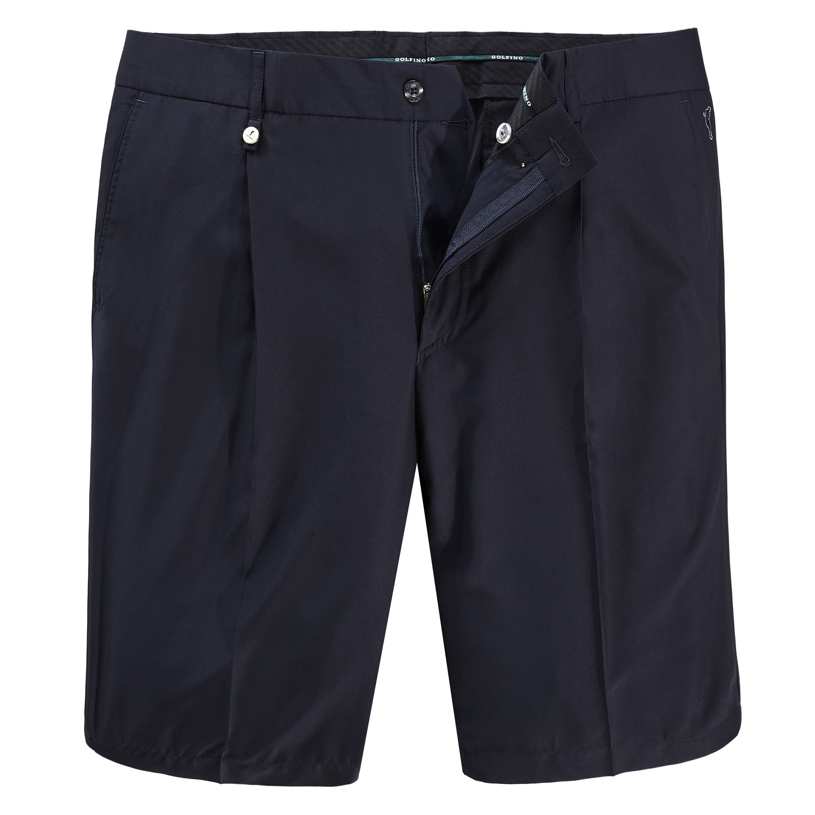 Men's Bermudas with logo detail