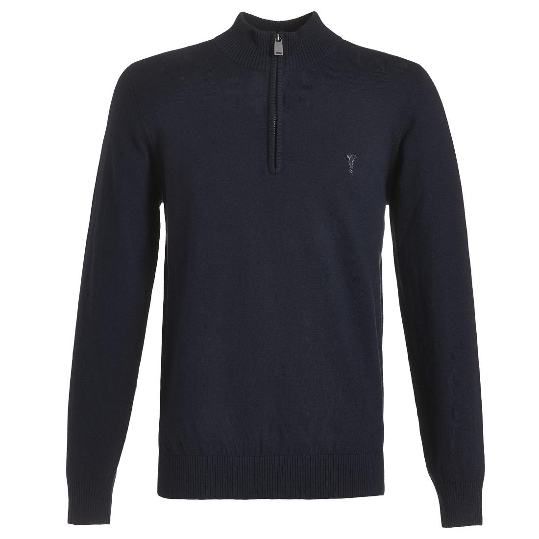 Golf Troyer aus extrafeiner Wolle
