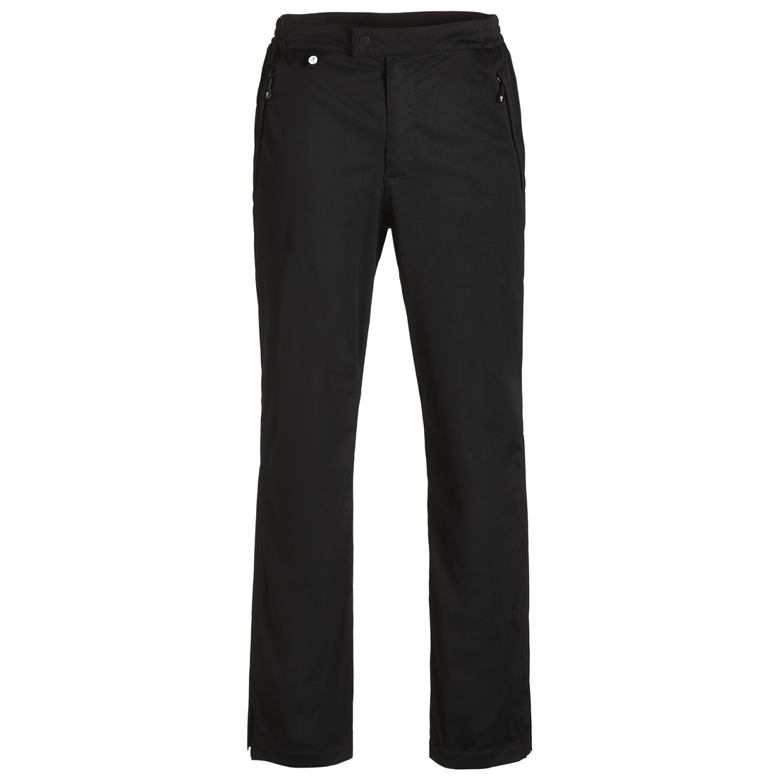 The light water proof trousers black