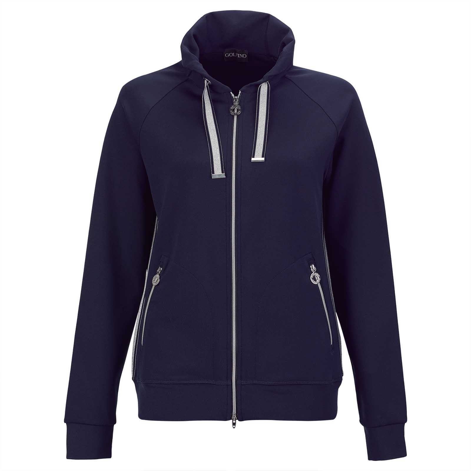 Ladies' premium casual stretch golf jacket