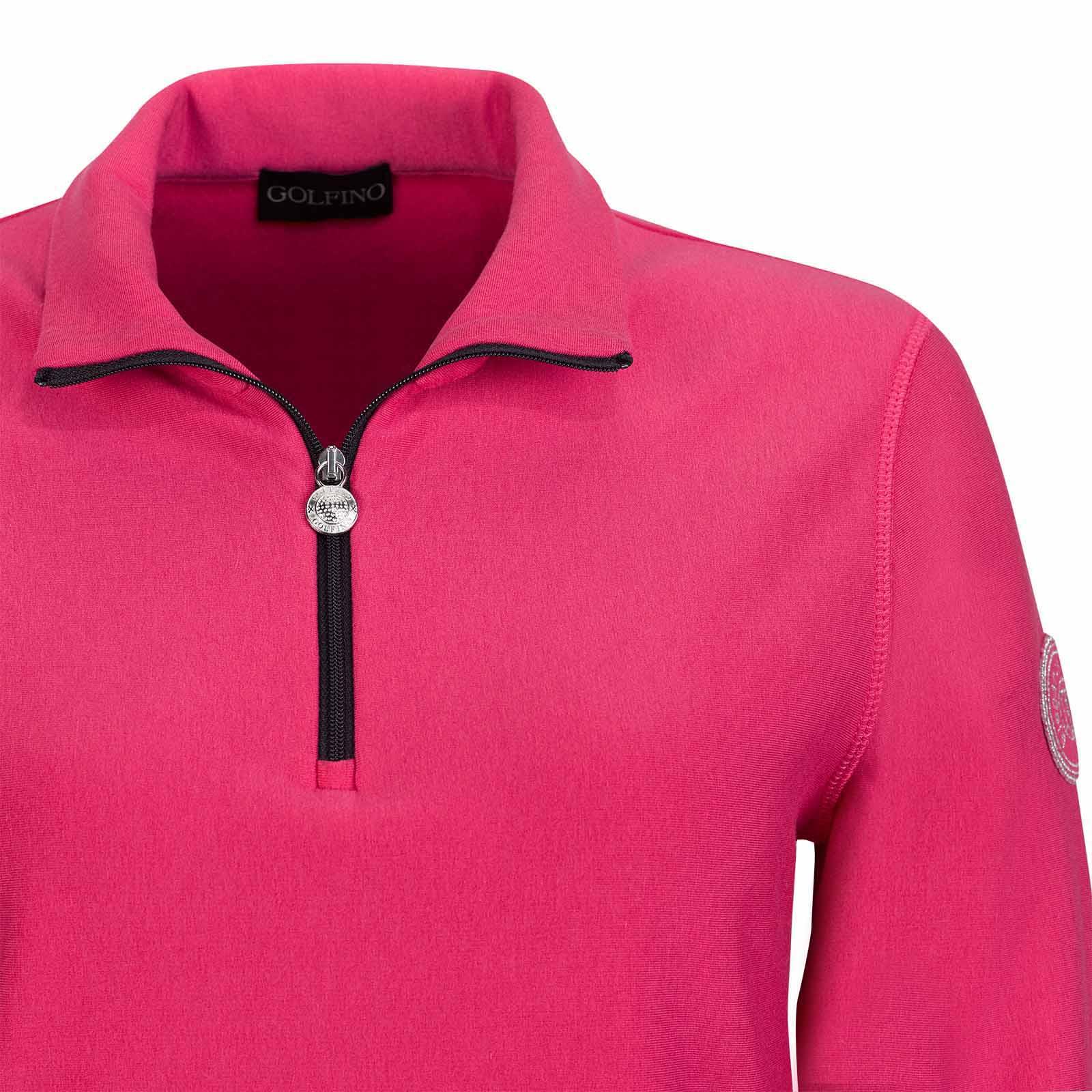 Damen Techno Wool Sweatshirt mit Cold Protection Funktion