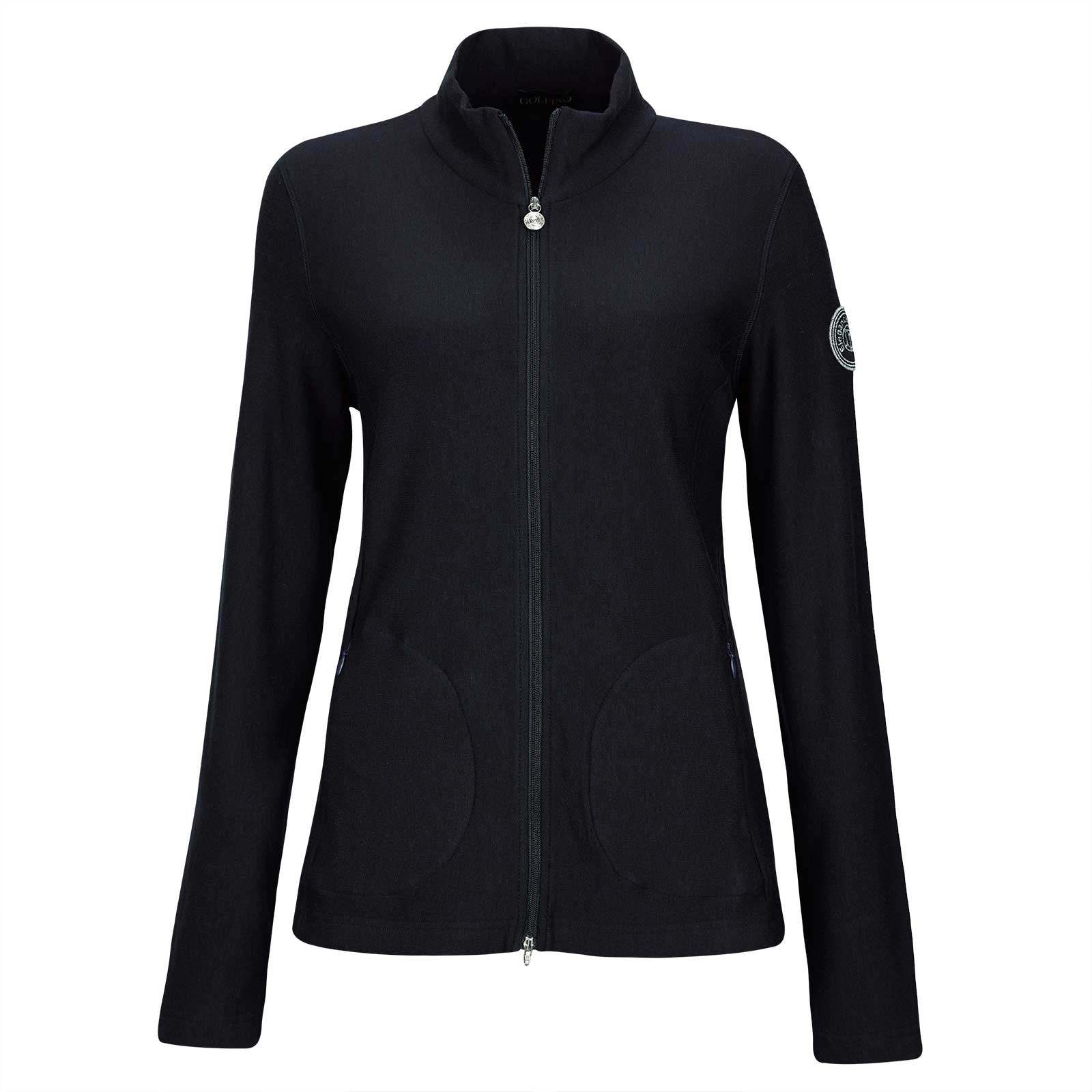Ladies' zip jacket with Cold Protection function