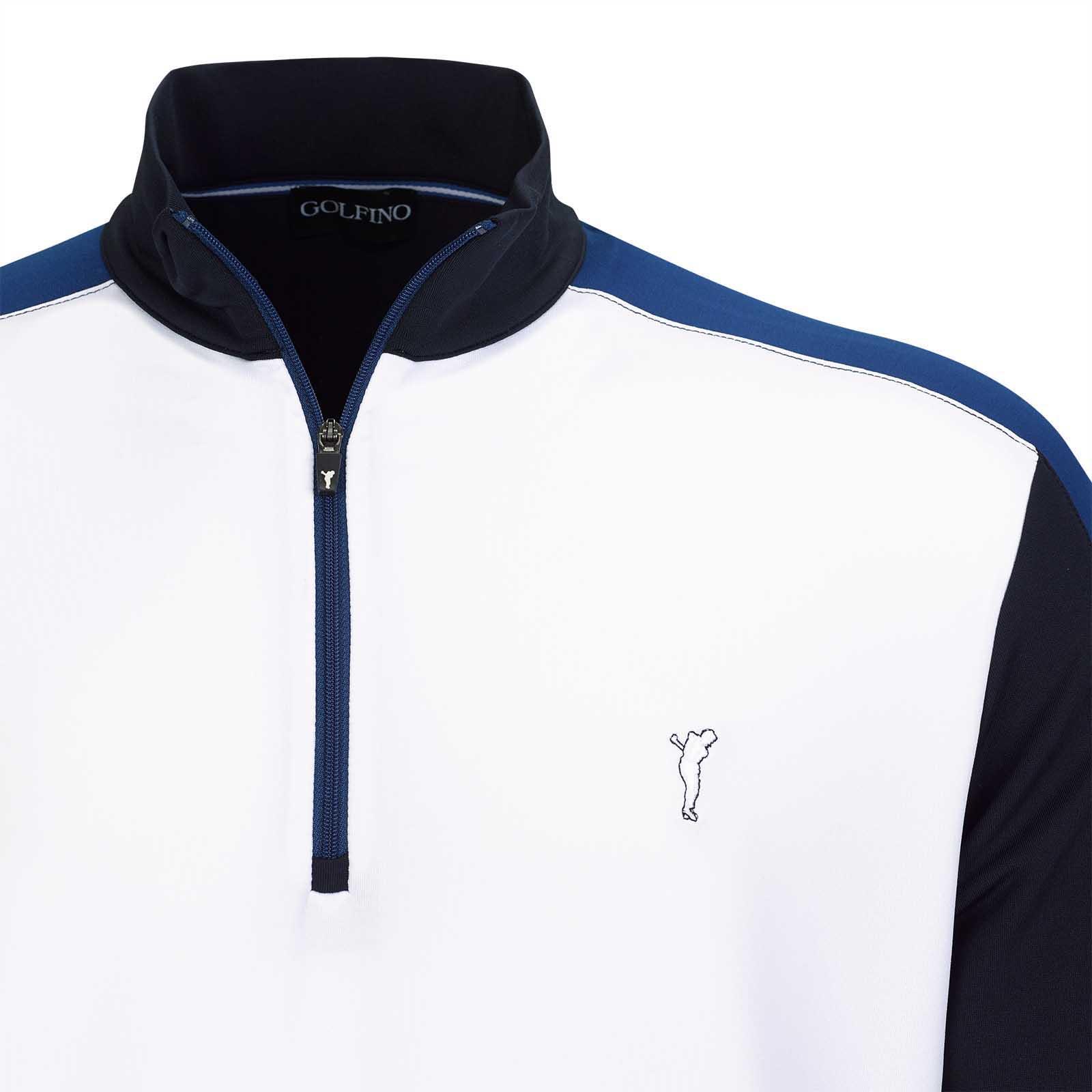Herren Thermo Stretch Golf-Unterzieher im Pro-Look