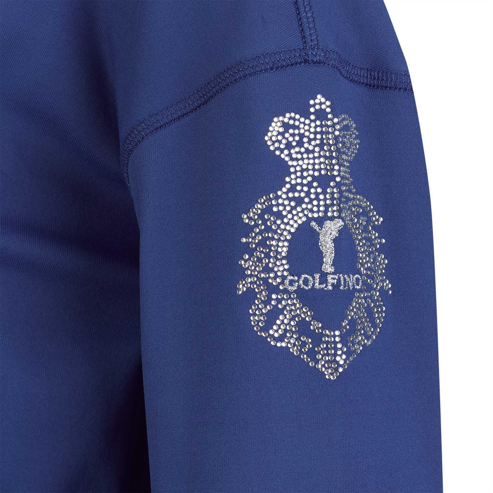 Langarm Damen Golfunterzieher mit Moisture Management und Stretchfunktion