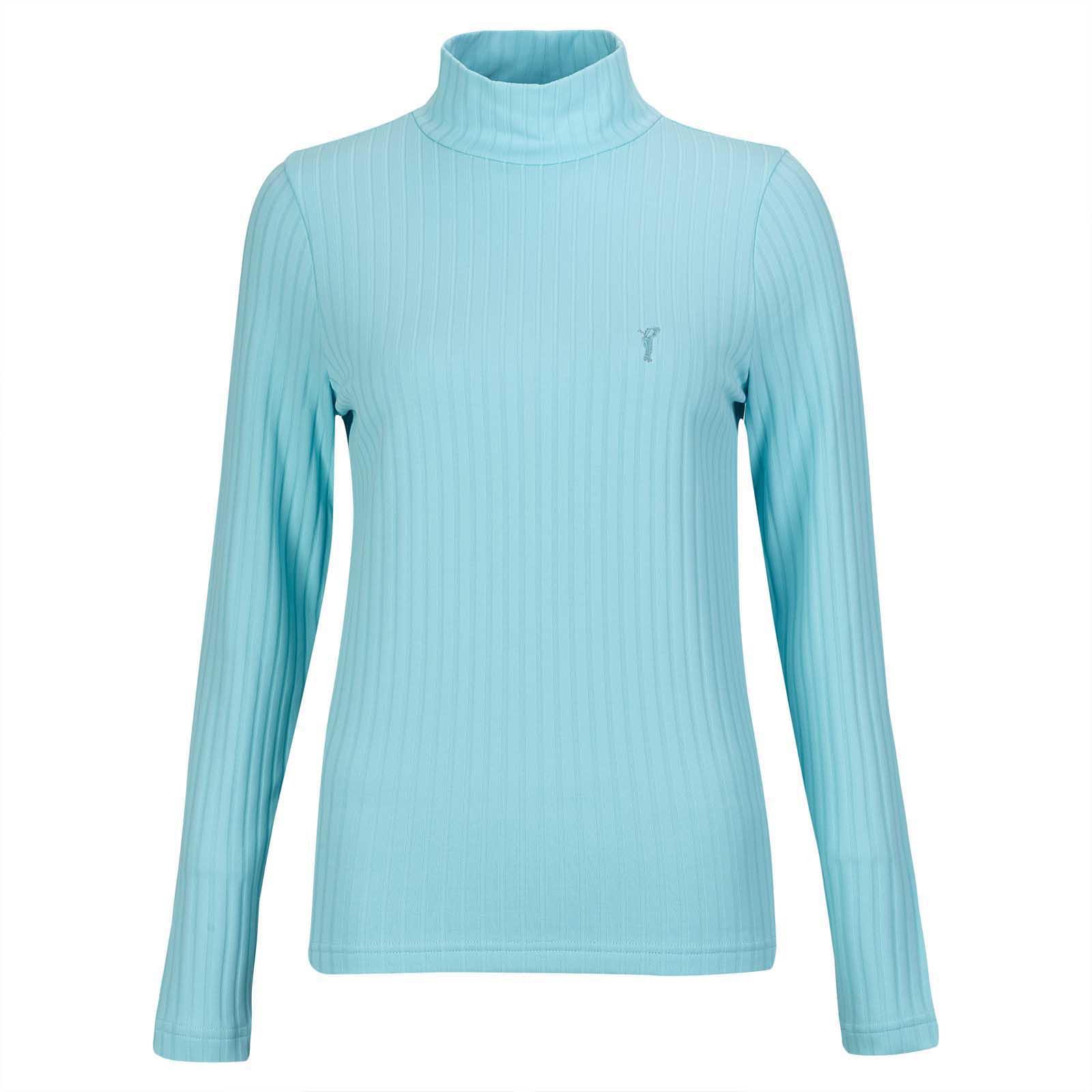 Ladies' Dry Comfort roll-neck stretch underlayer in slim fit