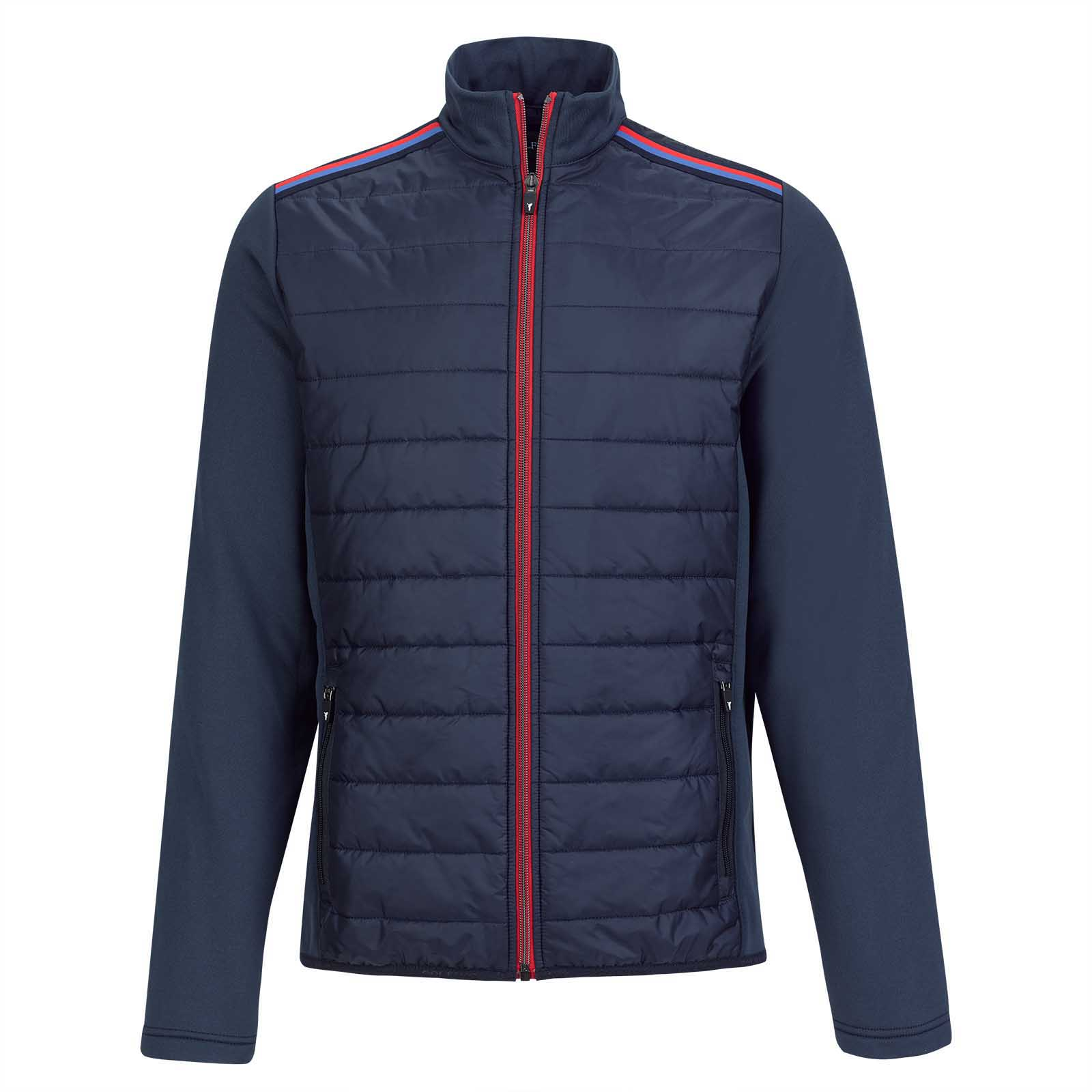 Men's padded hybrid Cold Protection jacket