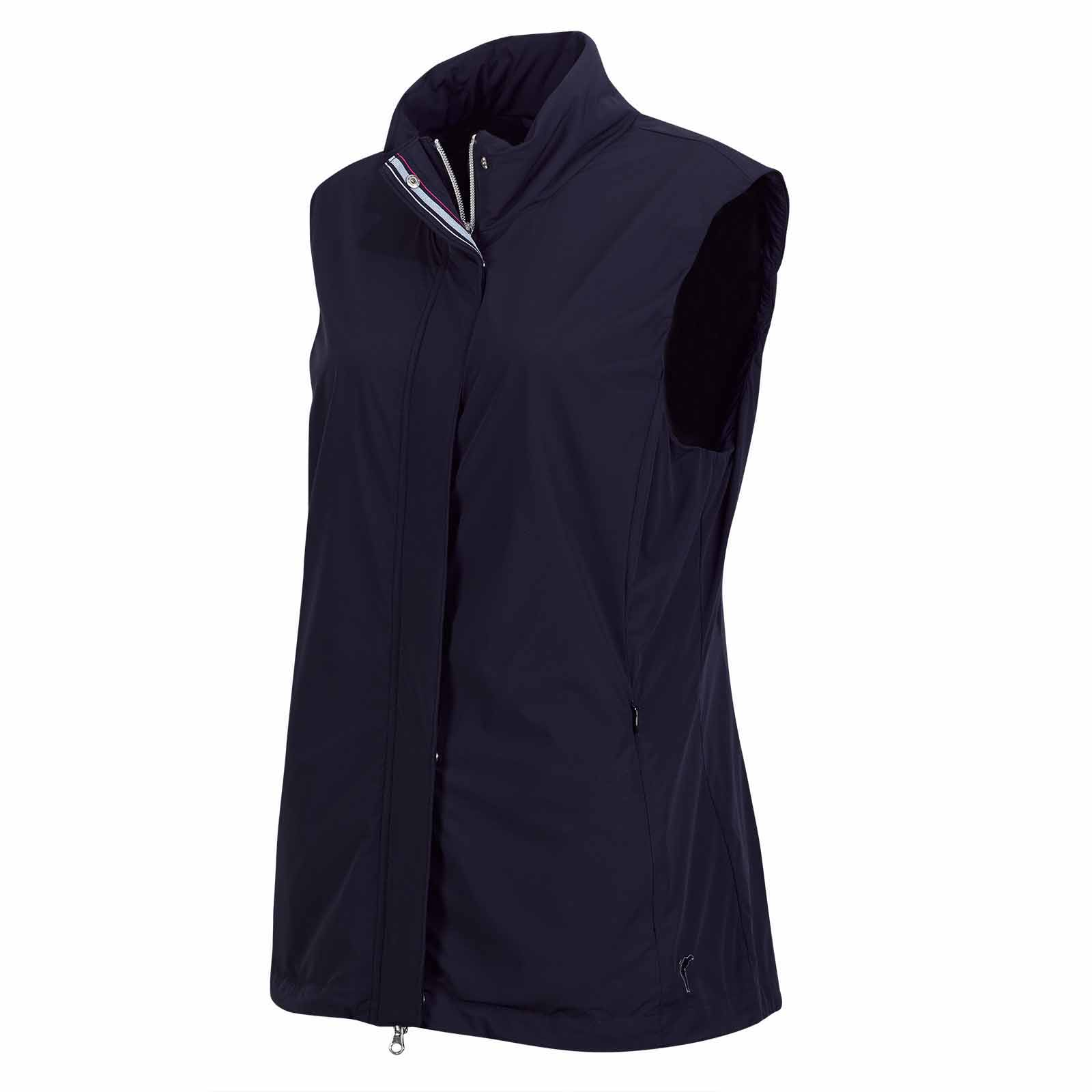 Windprotection Premium Damen Golfweste für atmungsaktives Spiel