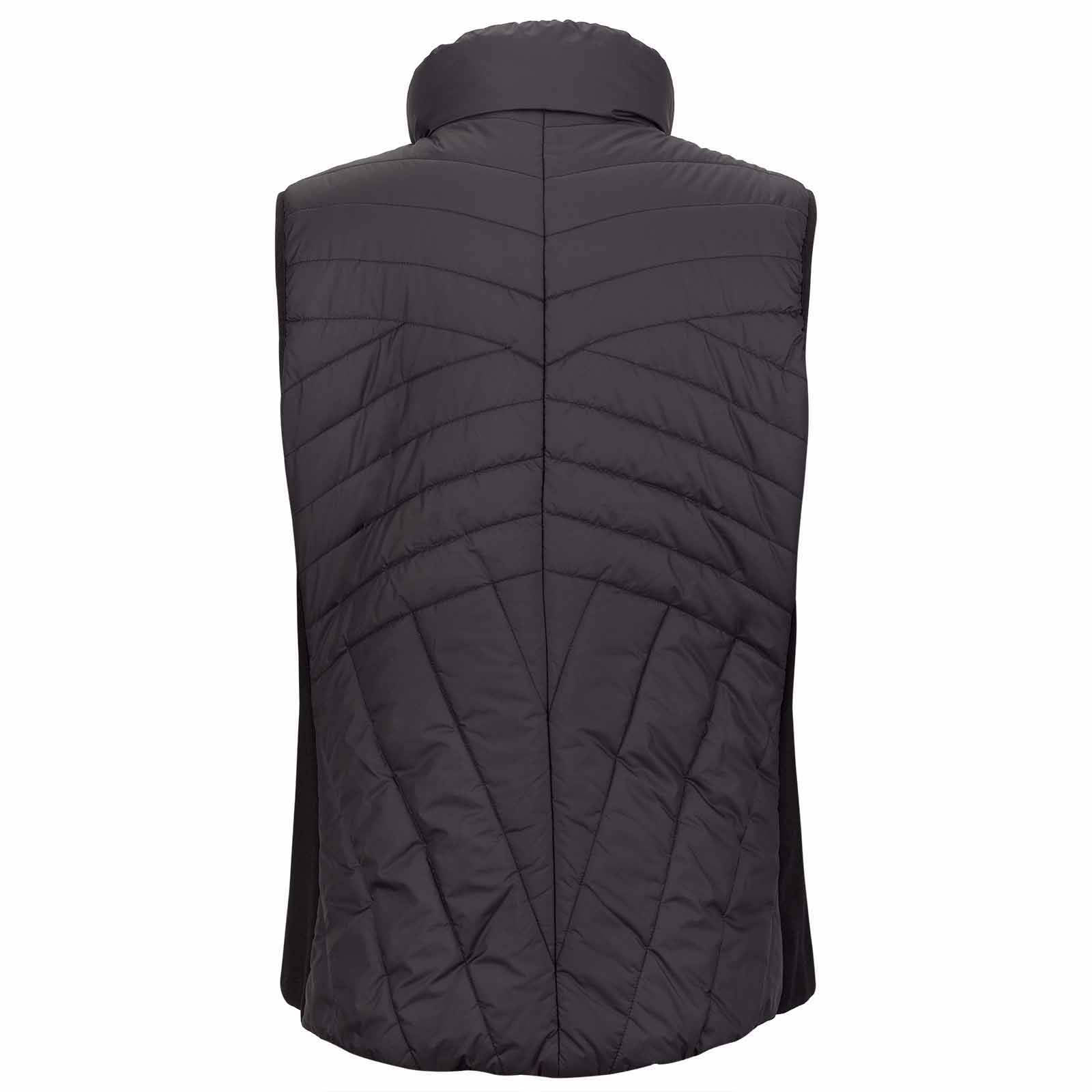 Damen Windprotection Resort Wear Golfweste mit seitlichen Stretchelementen
