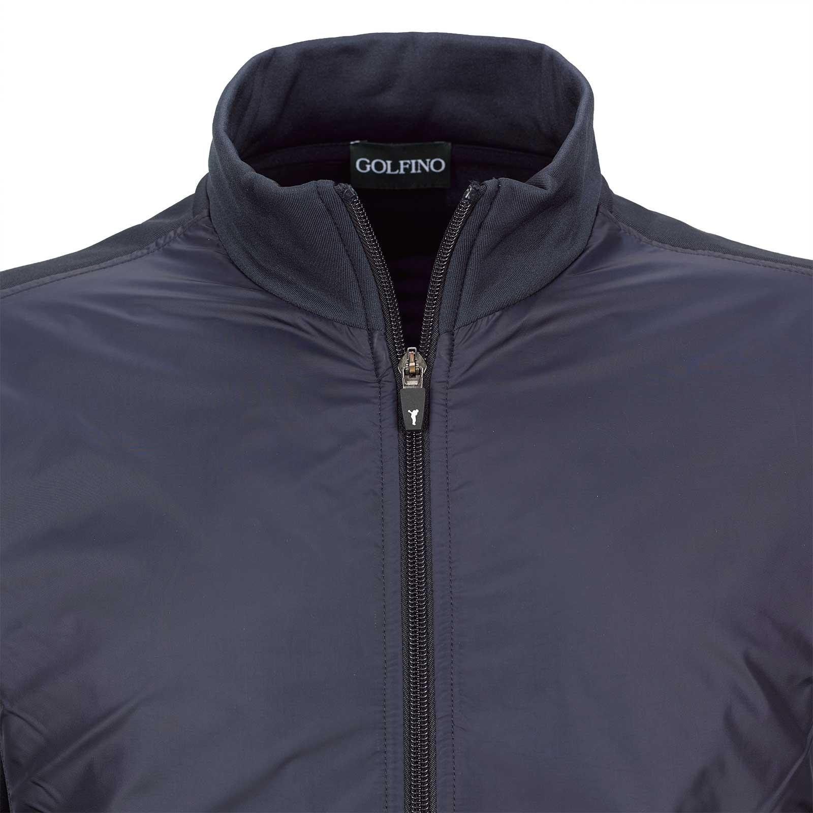 Micro Stretch Herren Golfjacke Cold Protection für maximale Bewegungsfreiheit