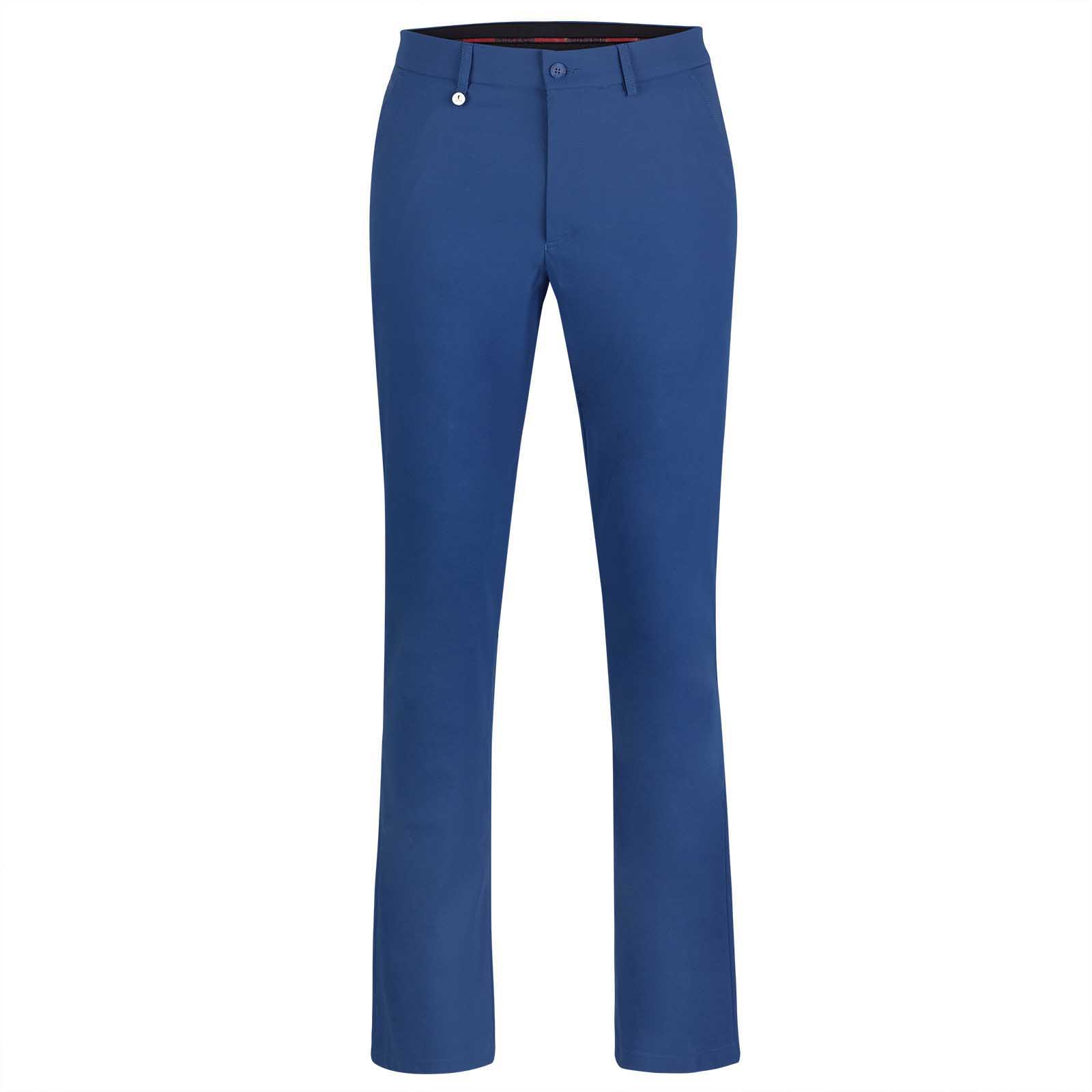 Men's 4-way stretch trousers with Sofileta® UV Protection