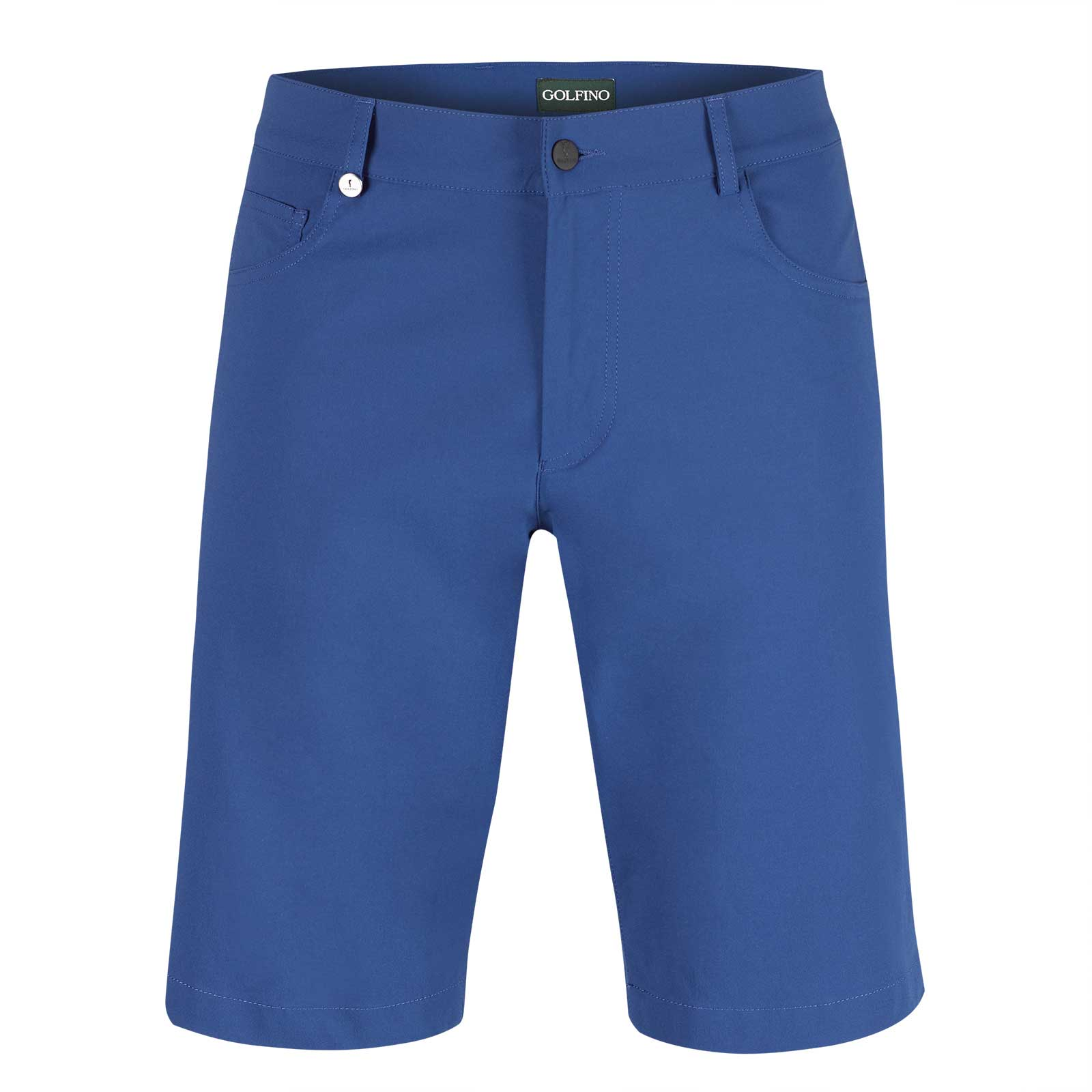 Men's 5-pocket Bermuda with Sofileta® UV protection