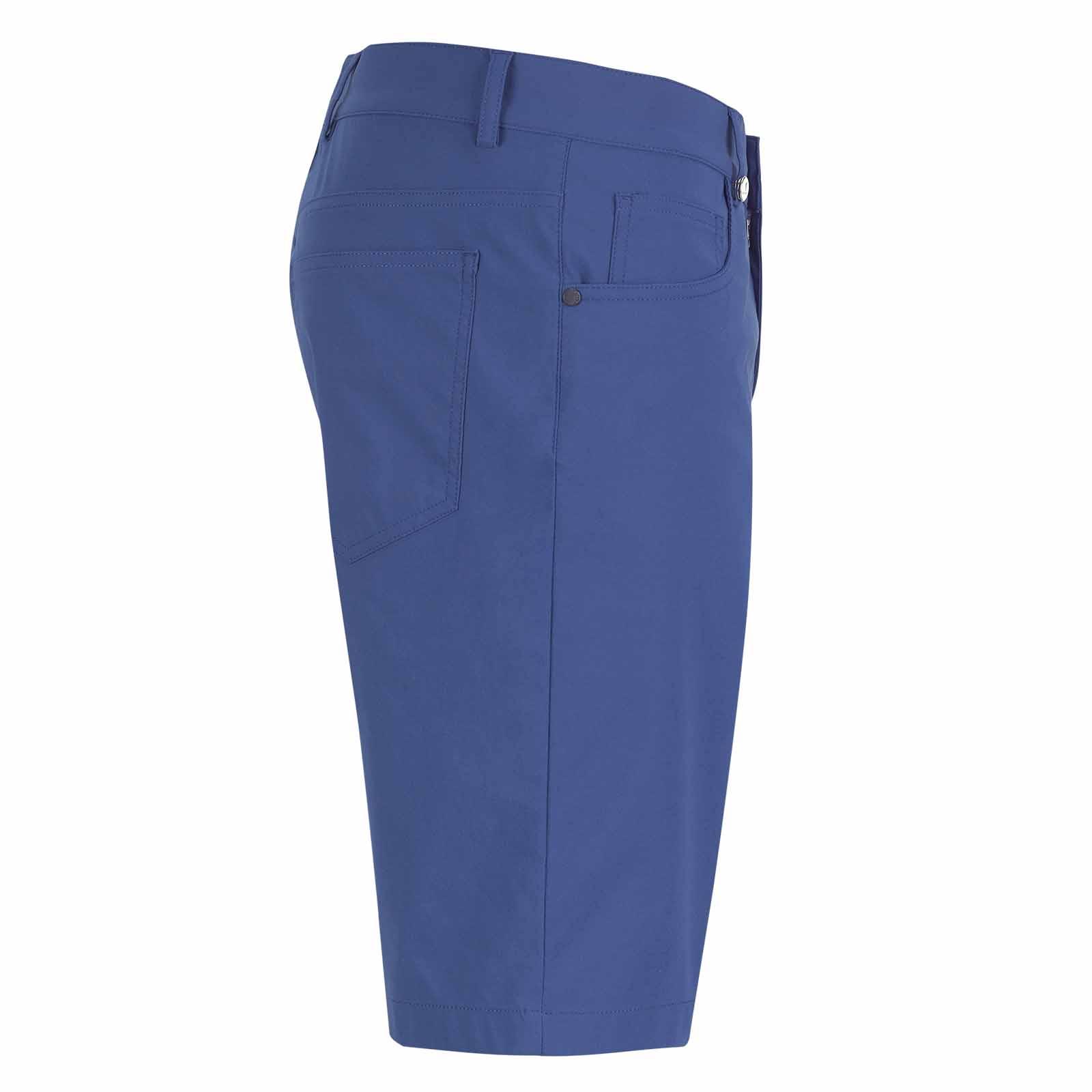 Herren 5-Pocket Bermuda mit Sofileta® UV-Protection und hohem Stretchanteil