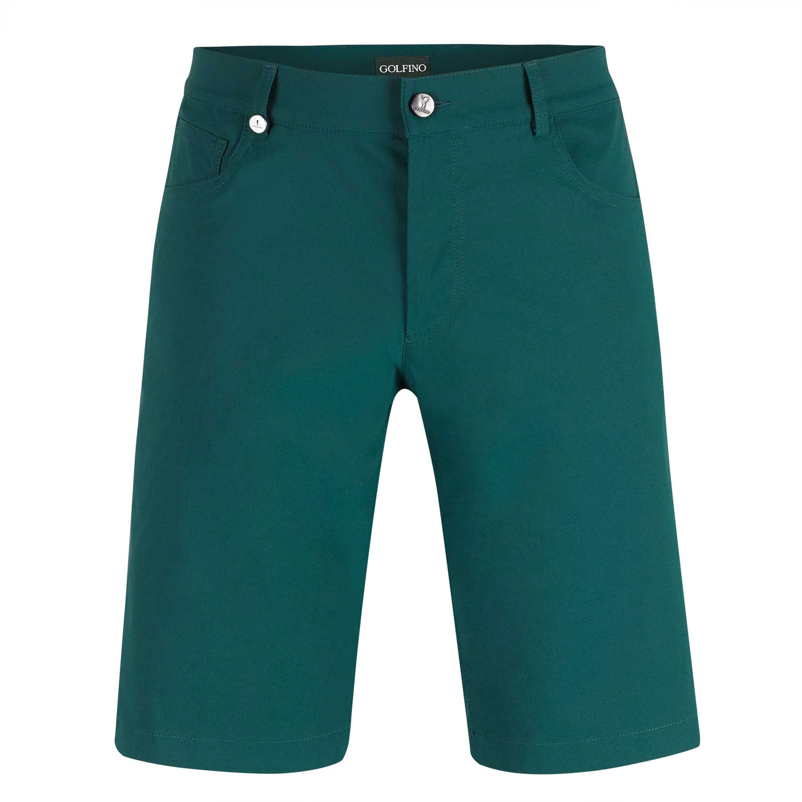 5-Pocket Techno Stretch Herren Golfbermuda