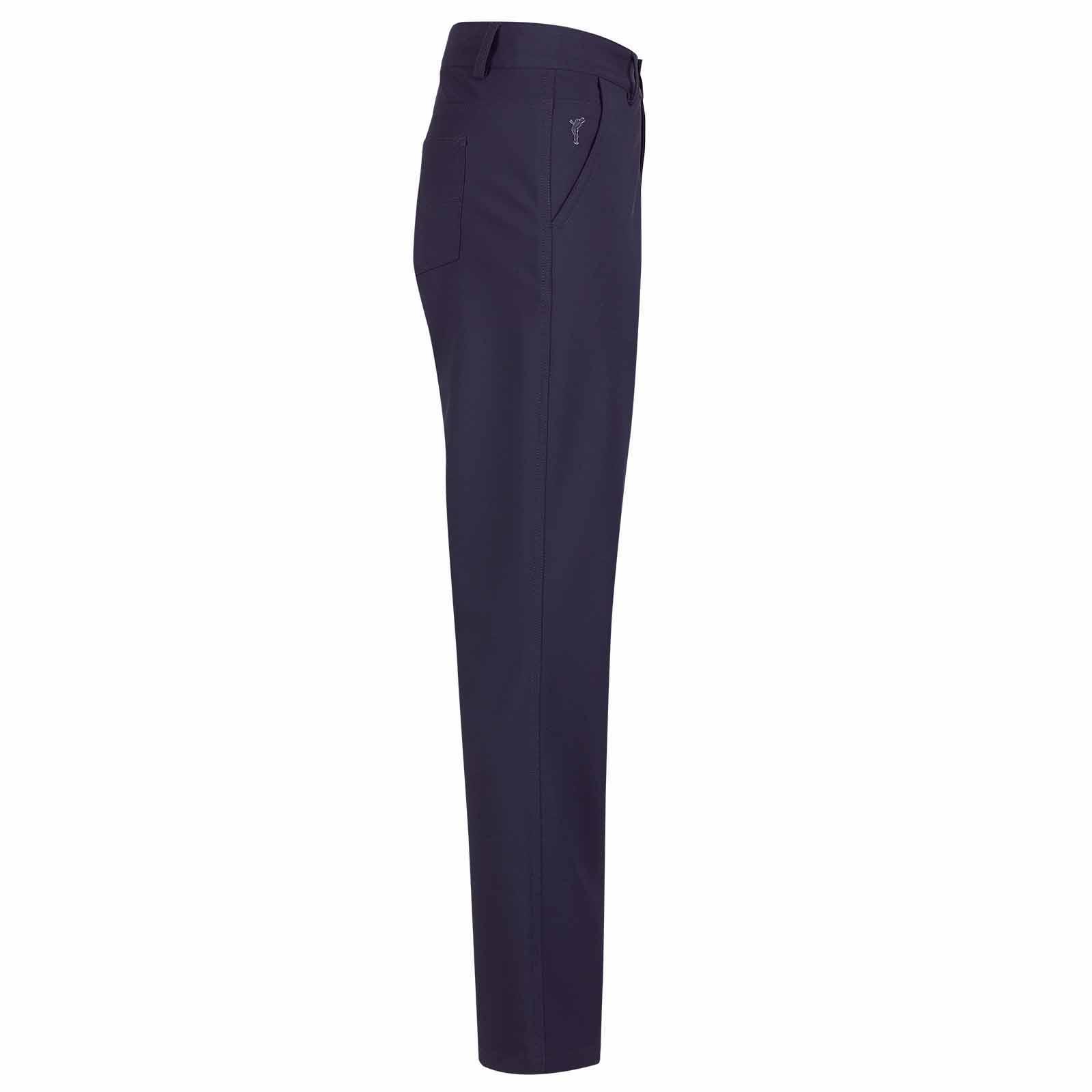 Wasserabweisende 7/8 Damen Golfhose mit hohem Tragekomfort