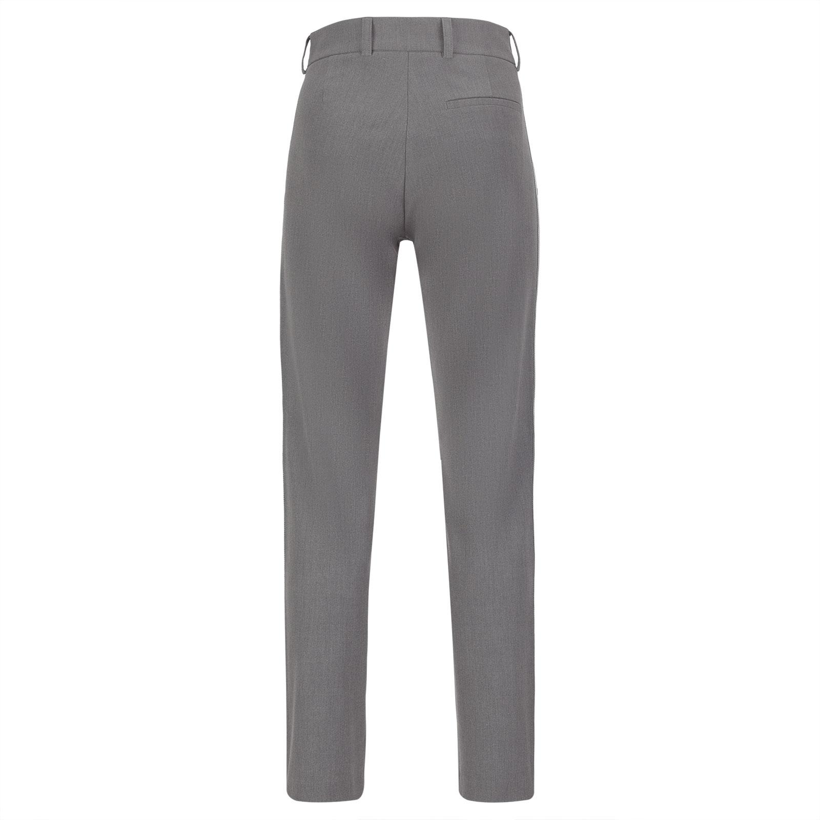 Softe Damen 7/8 Golfhose mit Galonstreifen und 4-Way-Stretch