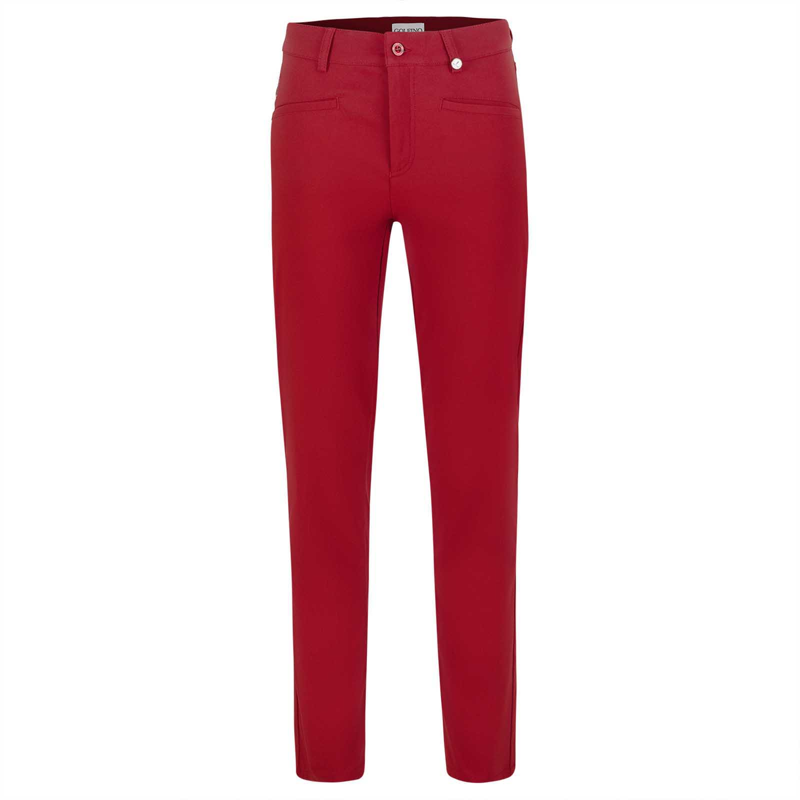 Ladies' golf 7/8 trousers with Cold Protection