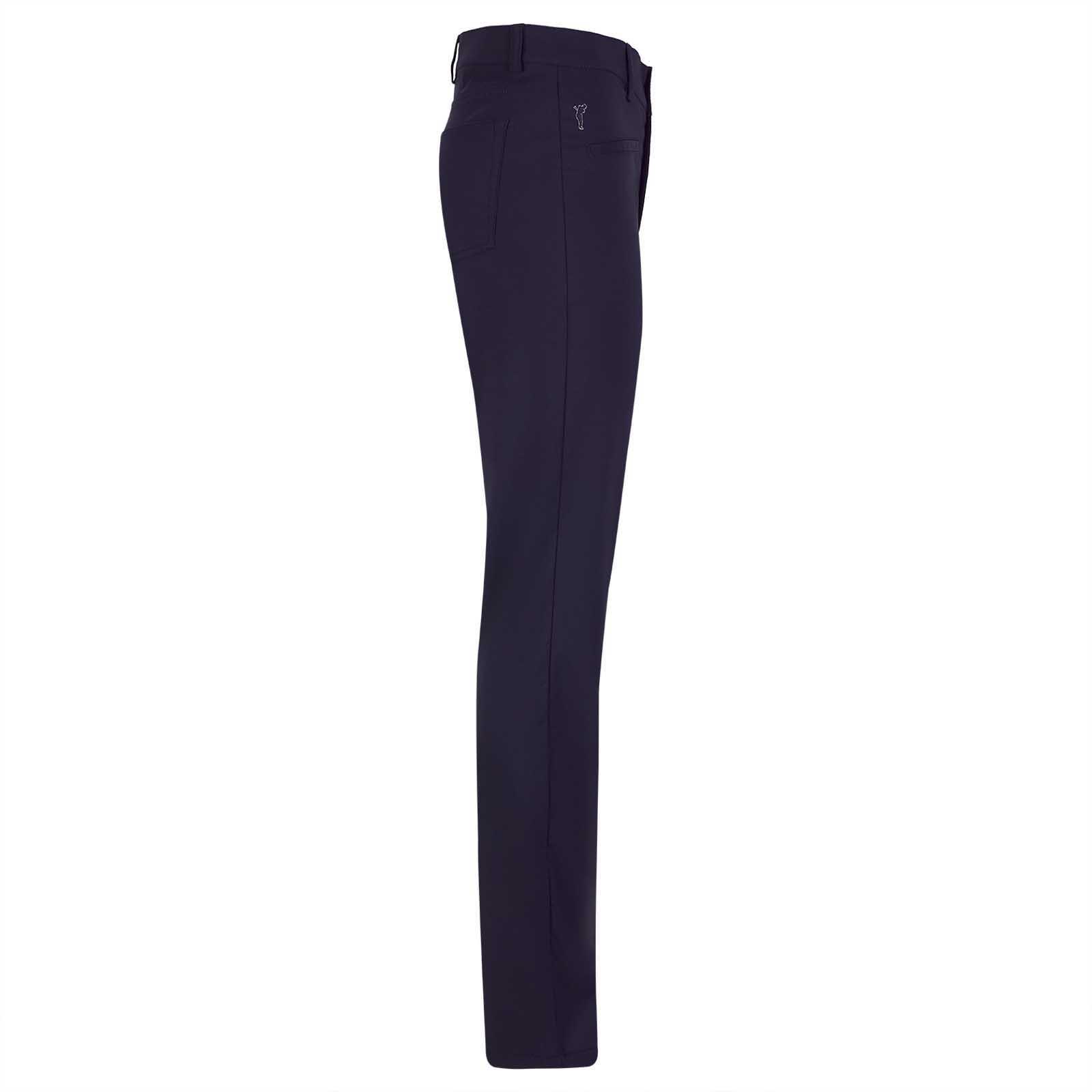 Damen Techno-Stretch Golfhose lang aus exklusivem Funktionsmaterial