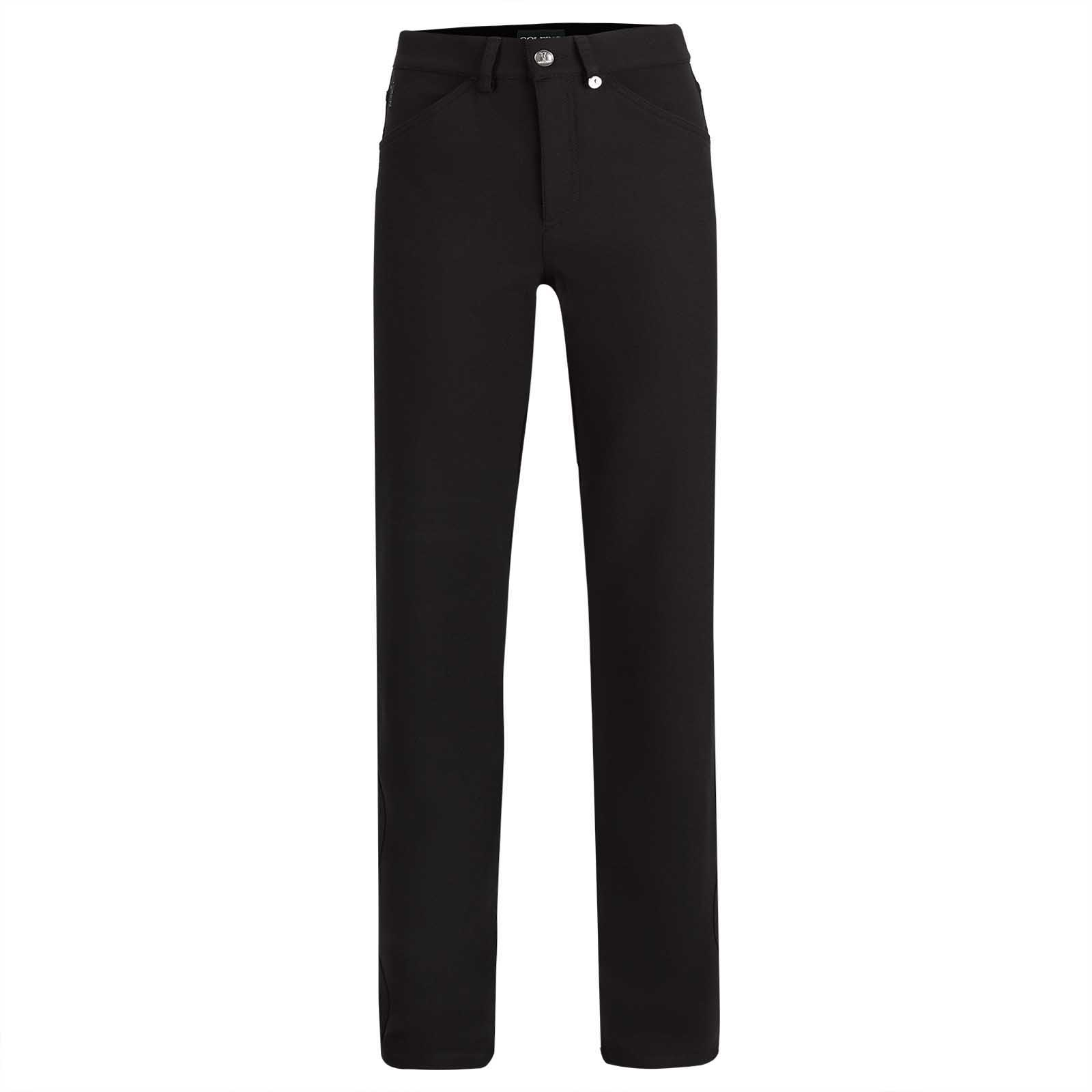 Ladies' classic techno tweed 4-way stretch golf trousers