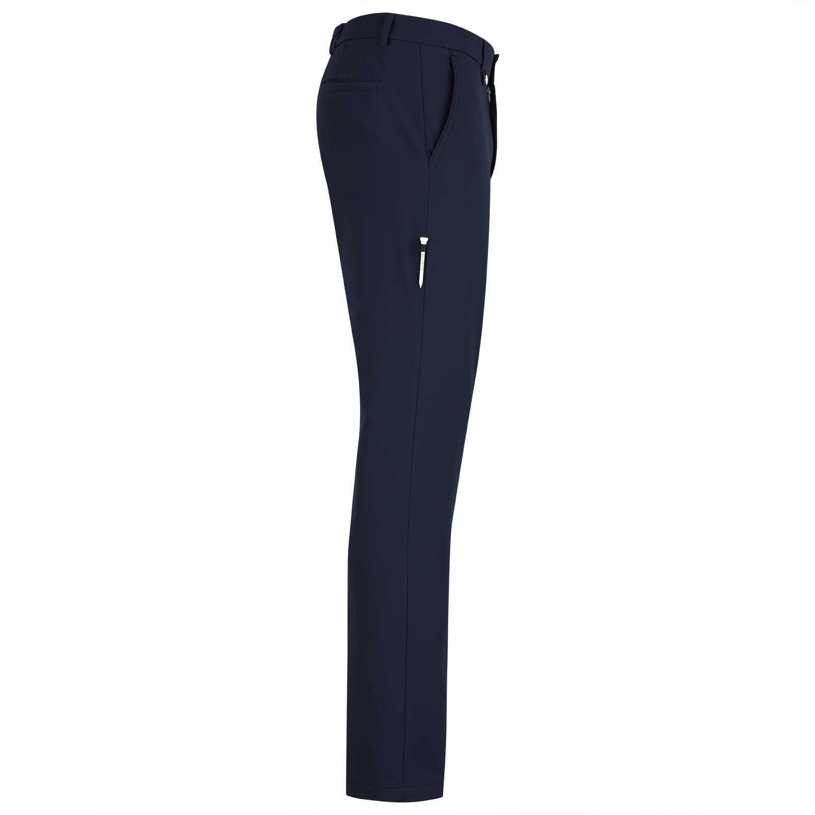 Sportliche Herren Thermo Golfhose mit 4-Way-Stretch Funktion