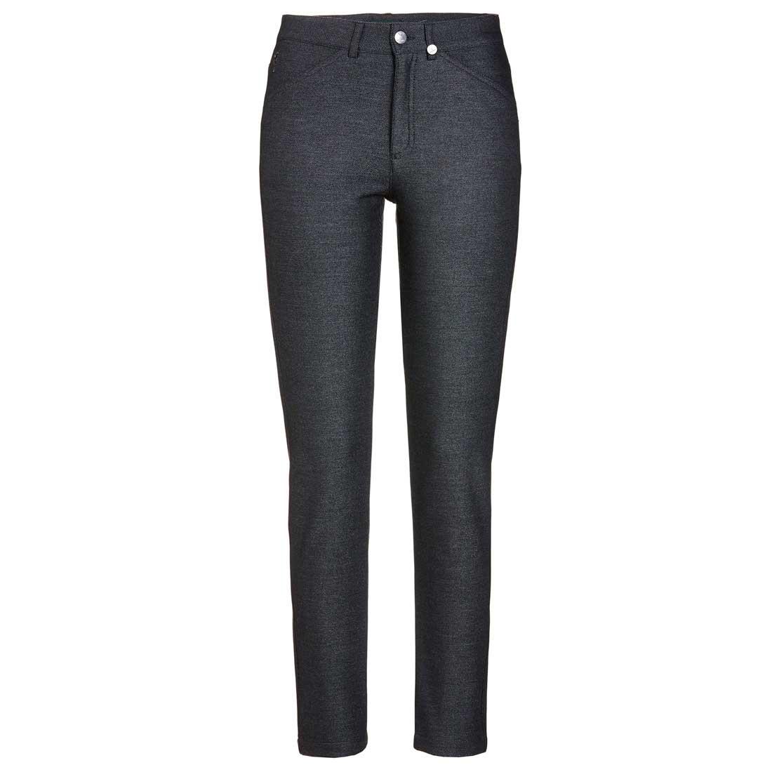 Pantalón de golf elástico 7/8 Tech Tweed de mujer con Cold Protection