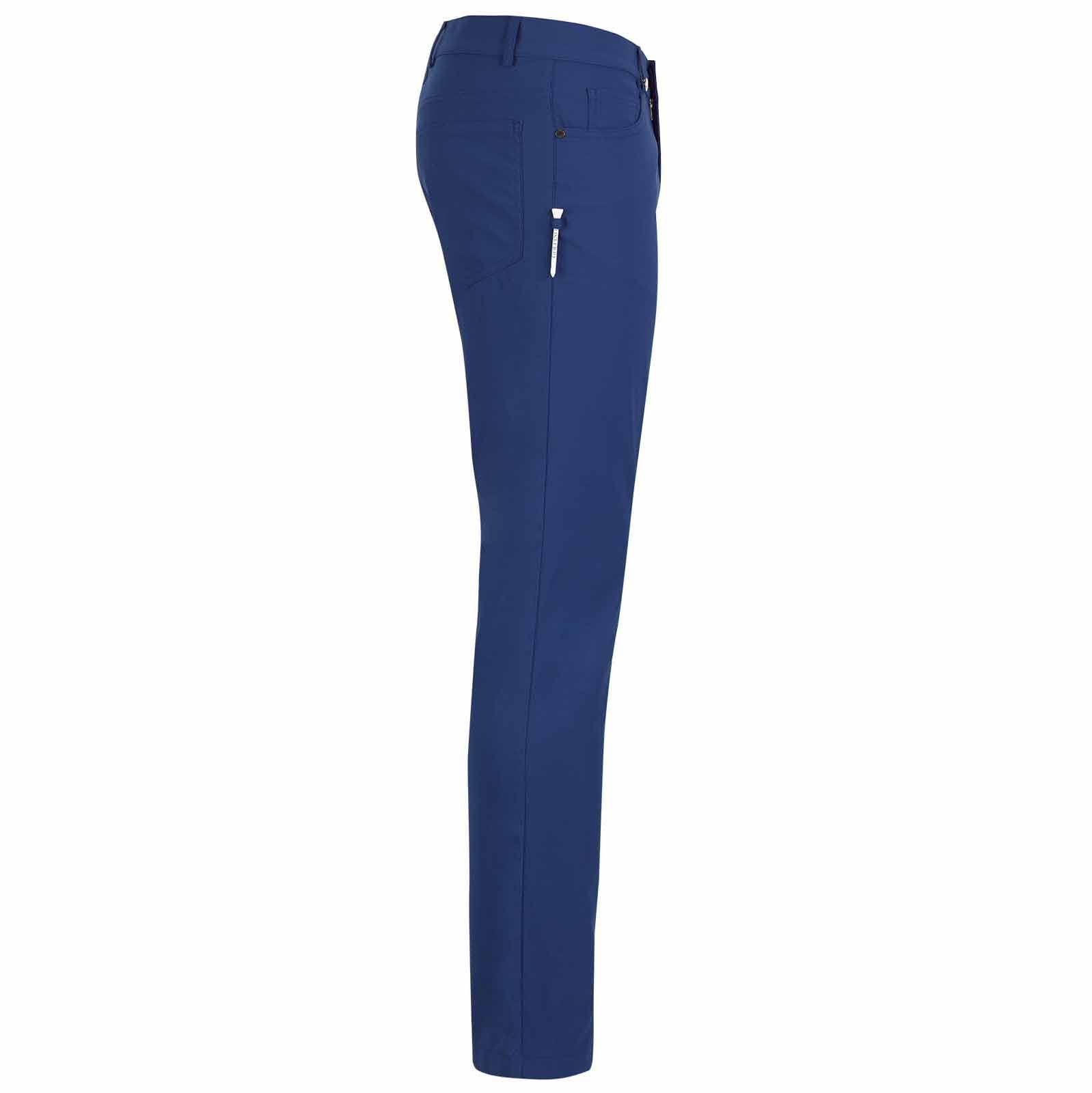 Herren Light Techno-Stretch Golfhose Sofiguard mit Anti-UV Funktion in Slim Fit