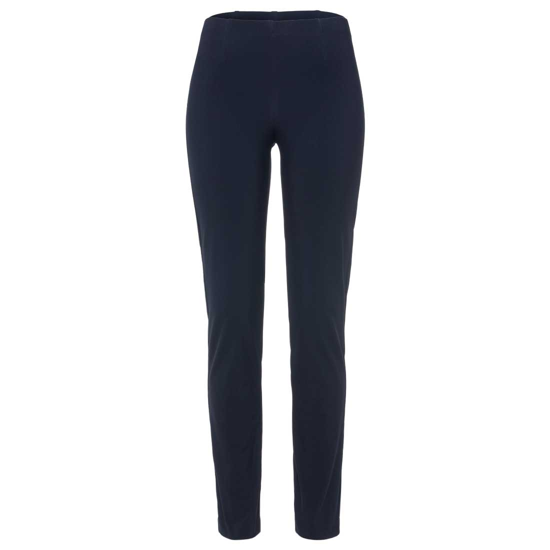Ladies' slim fit long stretch trousers with Cold Protection