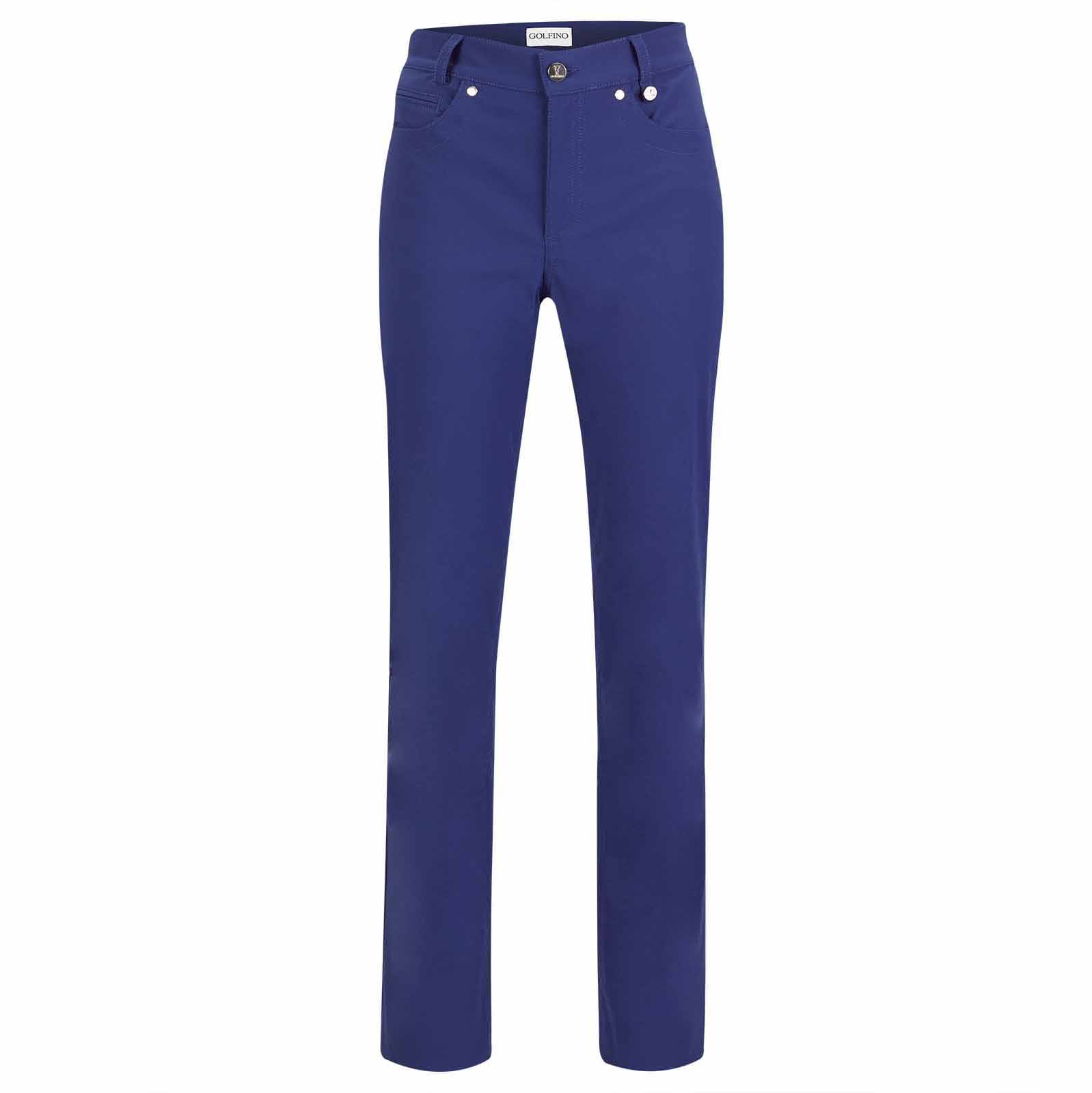 Sofiguard® ladies' stretch trousers in slim fit with UV protection