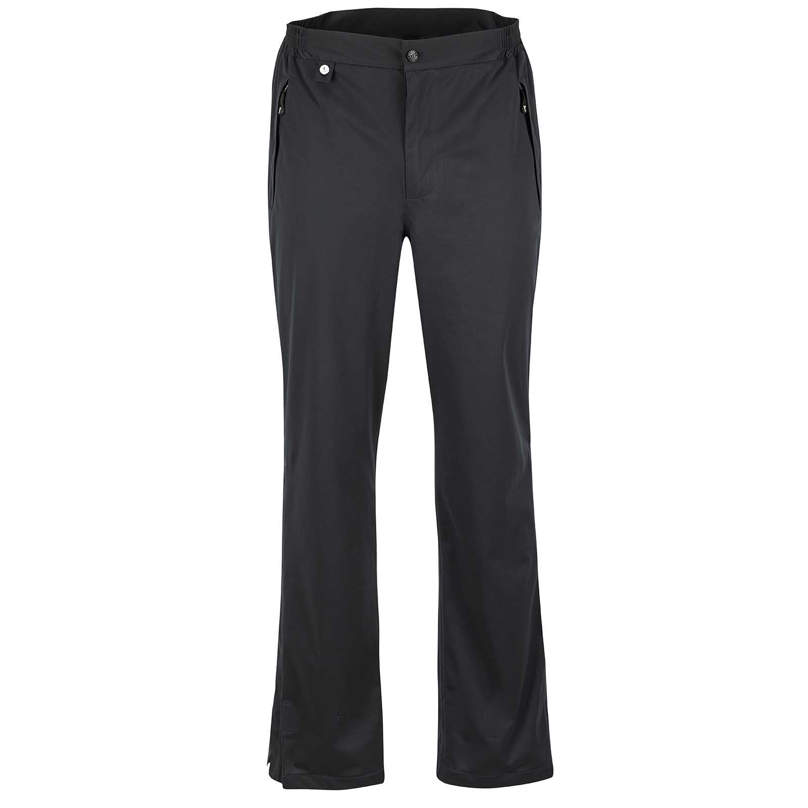 Water- and windproof men's lightweight rain trousers