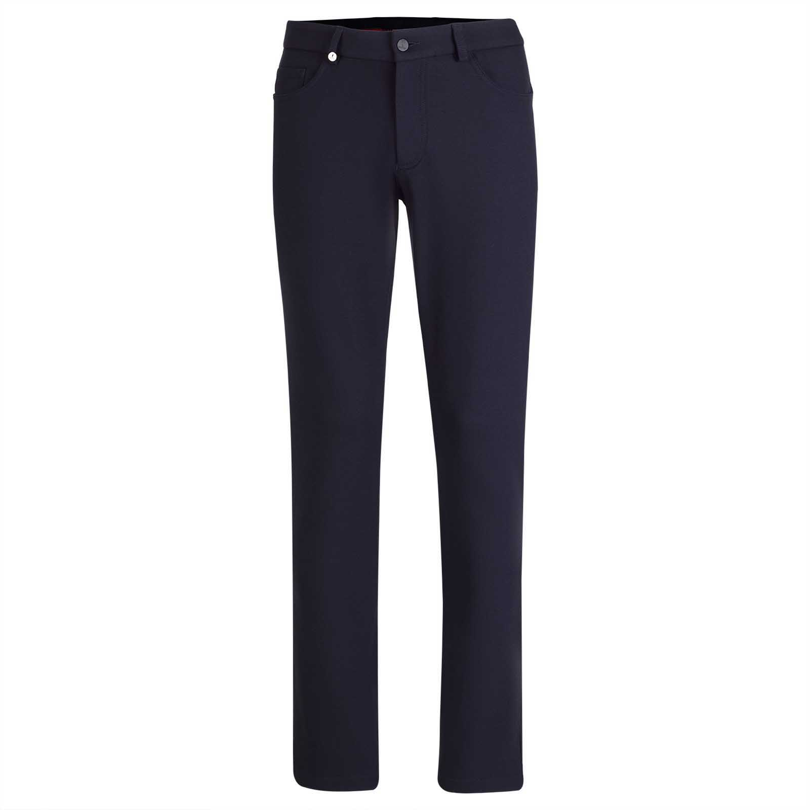 Pantalón de golf de hombre 4-Way-Stretch en corte extra slim fit