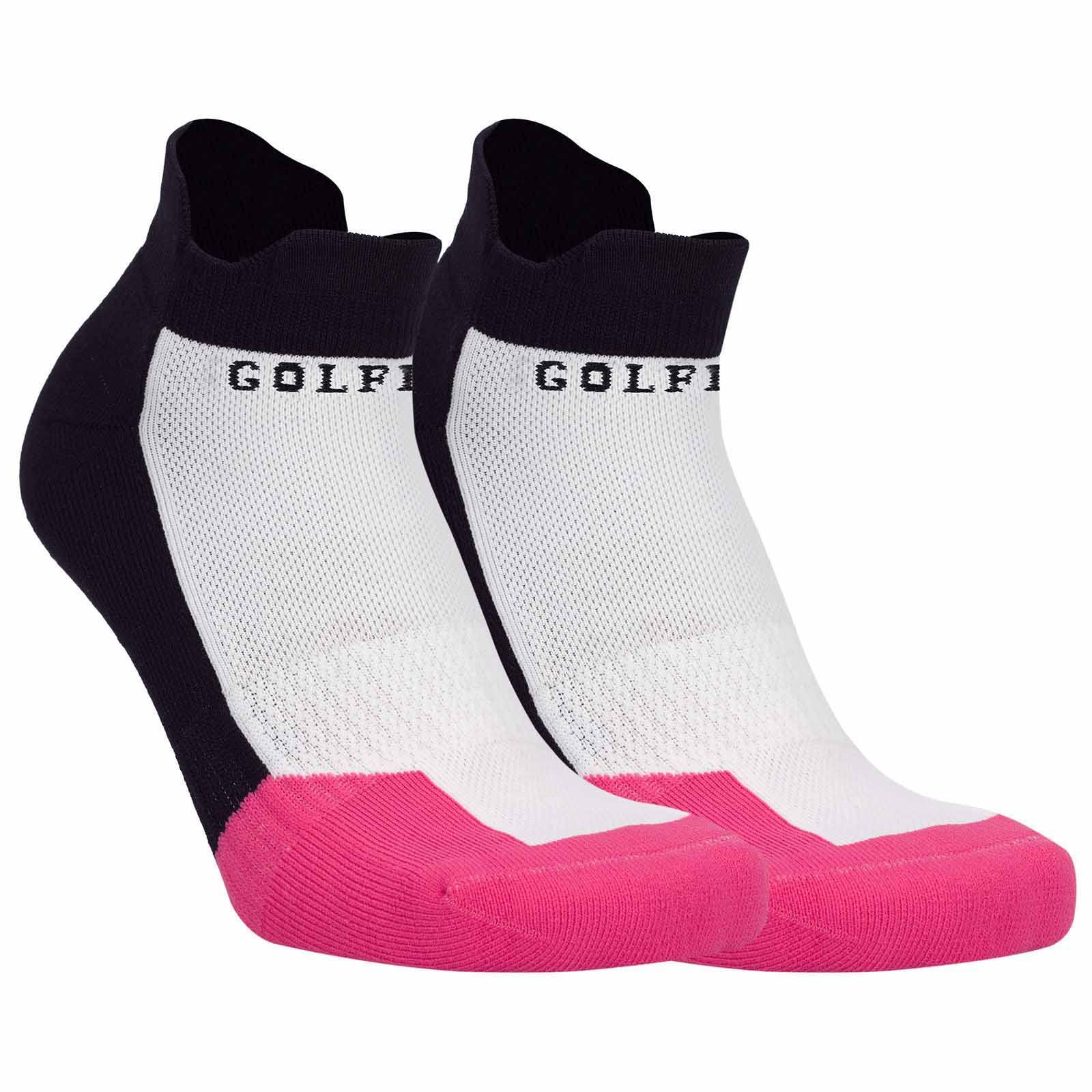 Damen Revolution Thermo Golfsocken mit elastischen Bündchen