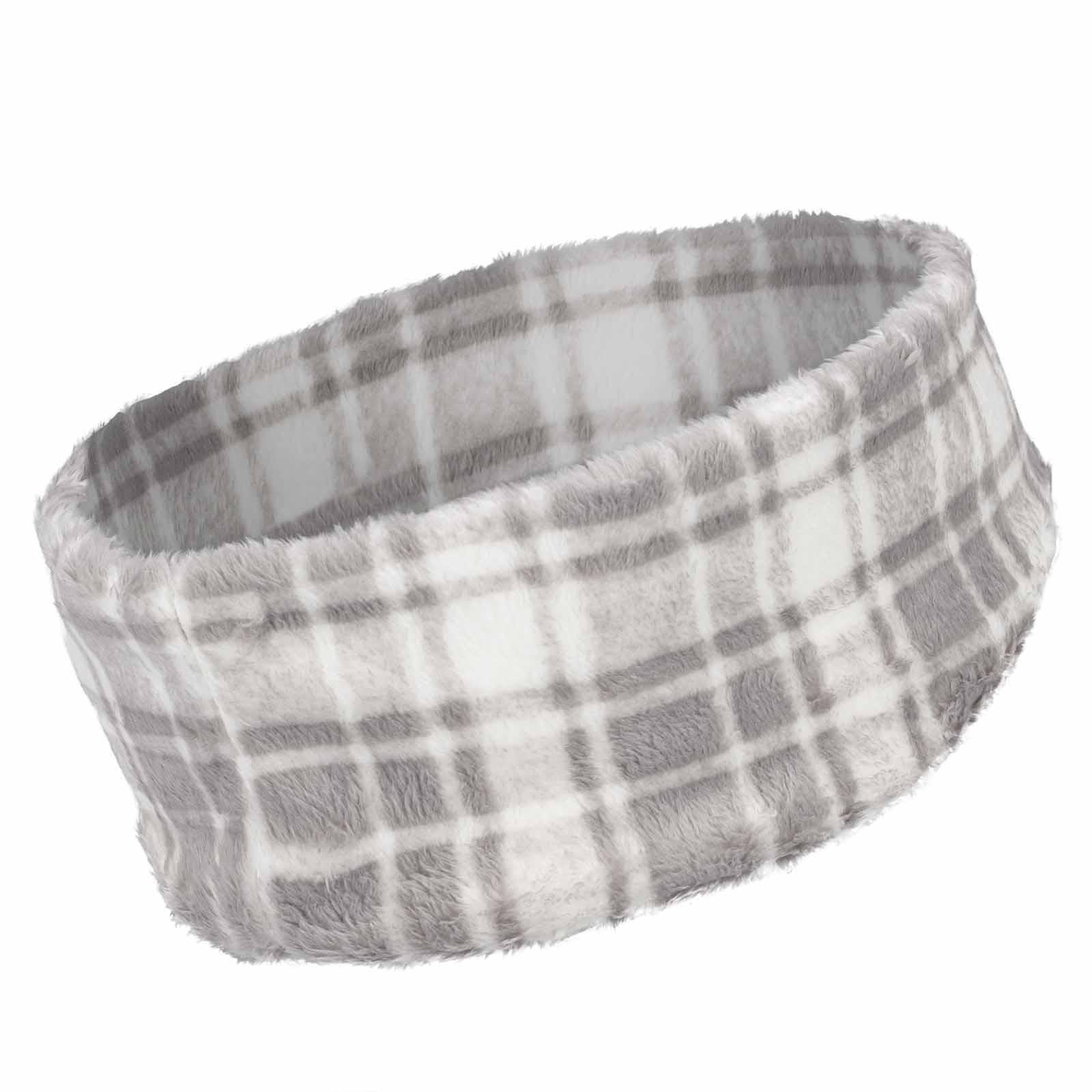 Cold Protection Damen Stirnband aus extra weichem Fleece