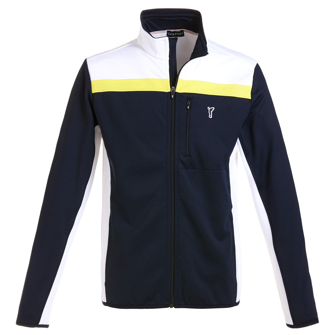 Techno Fleece Jacke