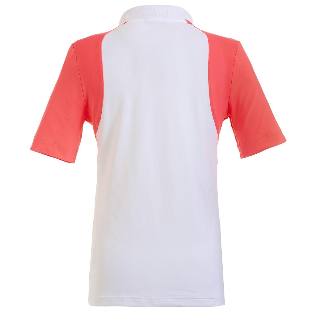 Kurzärmeliges Stretch Poloshirt