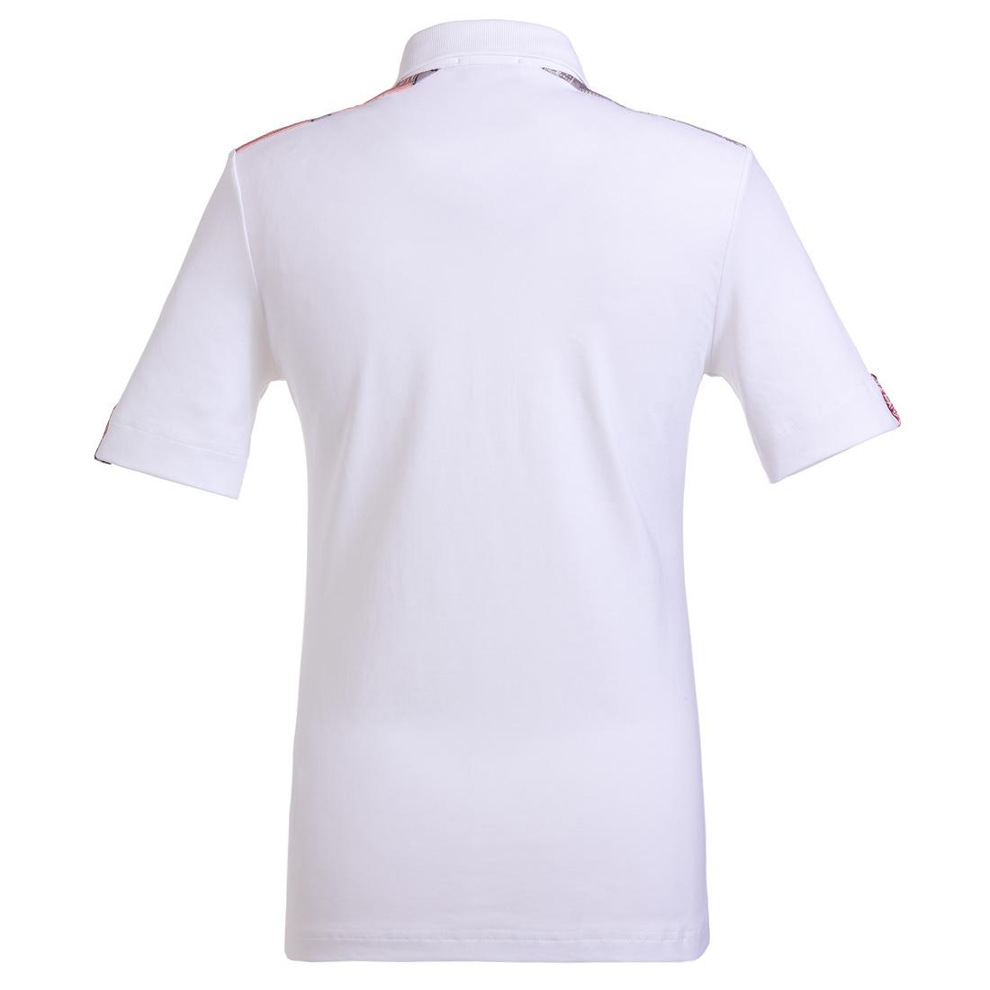 Dry Comfort Kurzarm Poloshirt