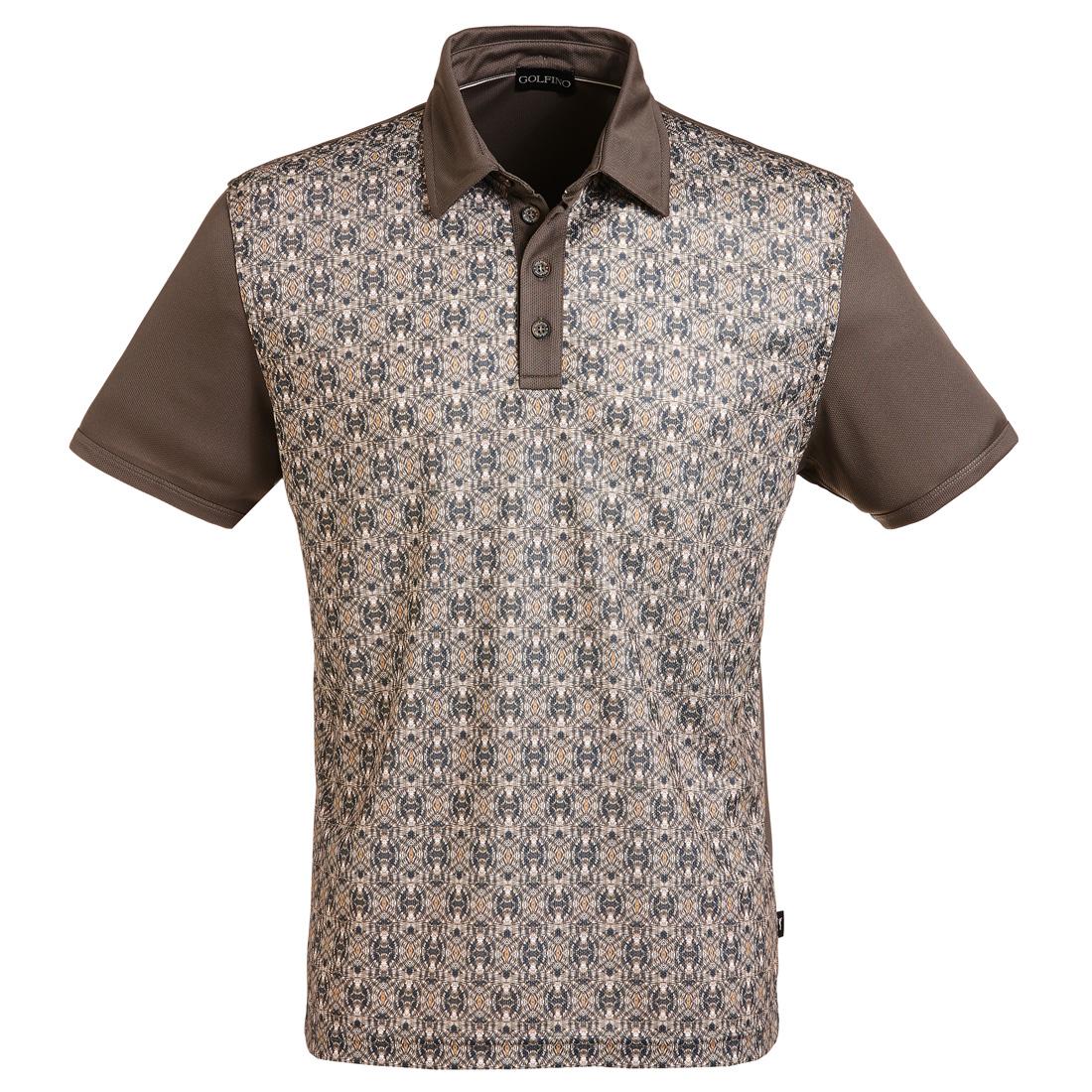 Jacquard Poloshirt