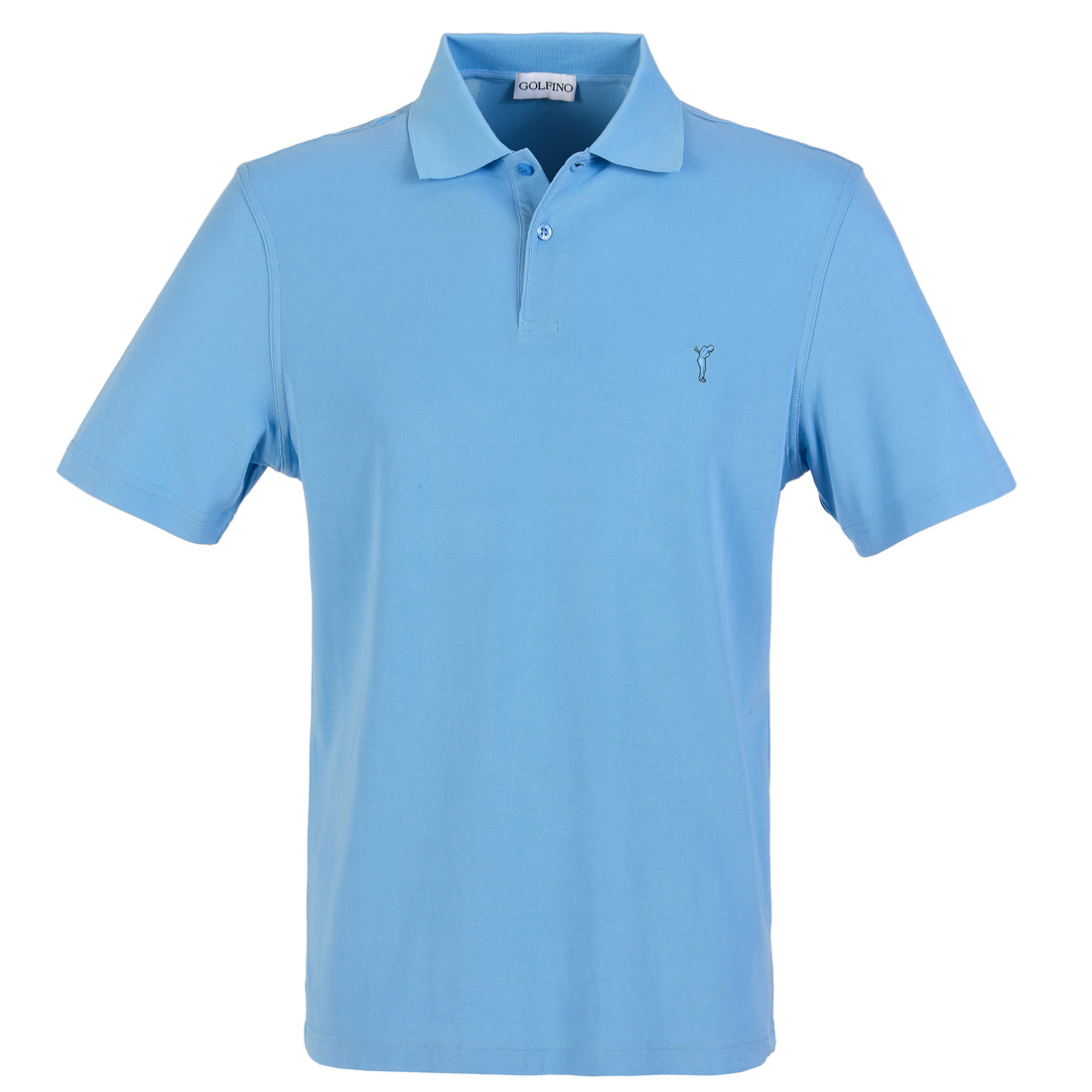 Golf Performance Wear men's short-sleeve polo with Moisture Management